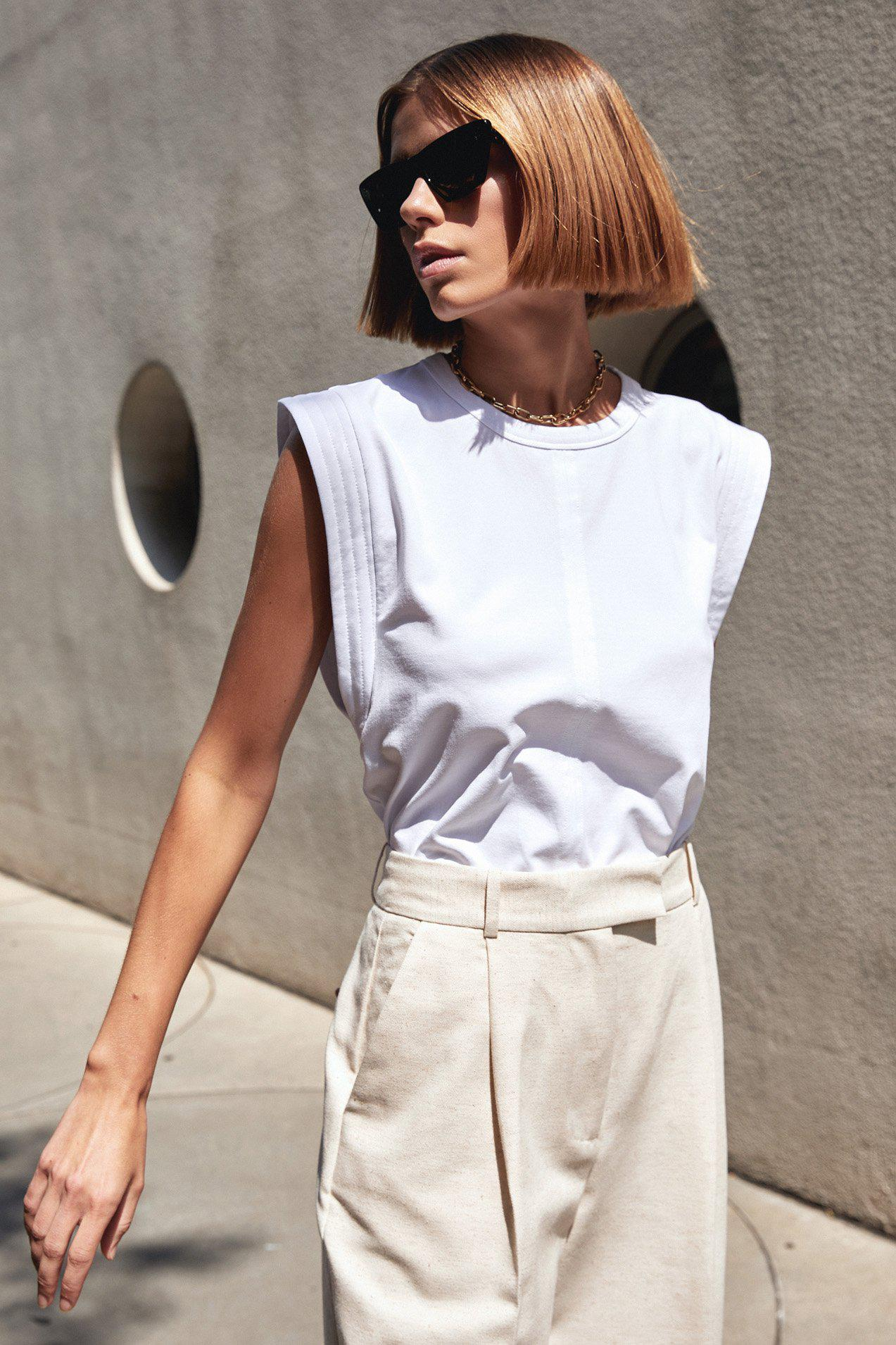 The Gimme That Shoulder Tee
