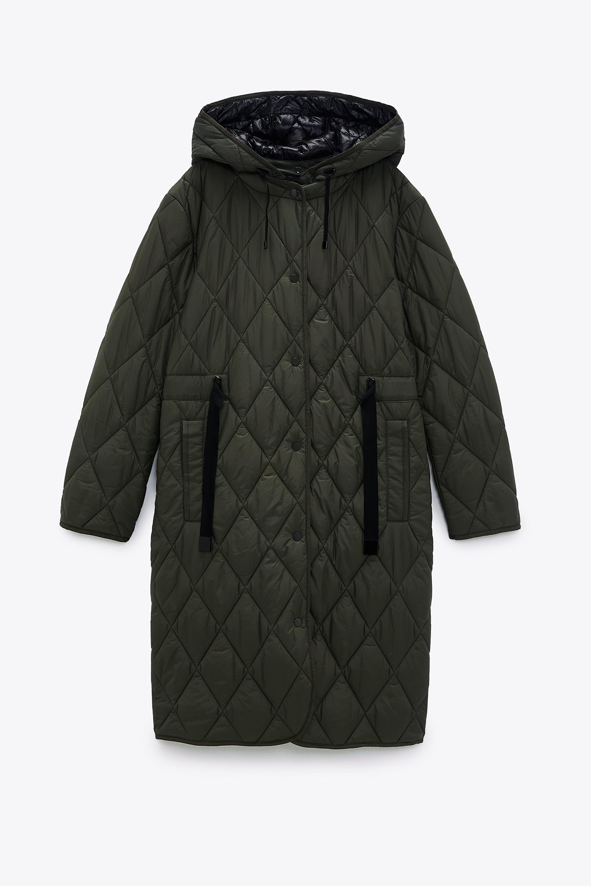 WATER AND WIND PROTECTION PUFFER COAT 5