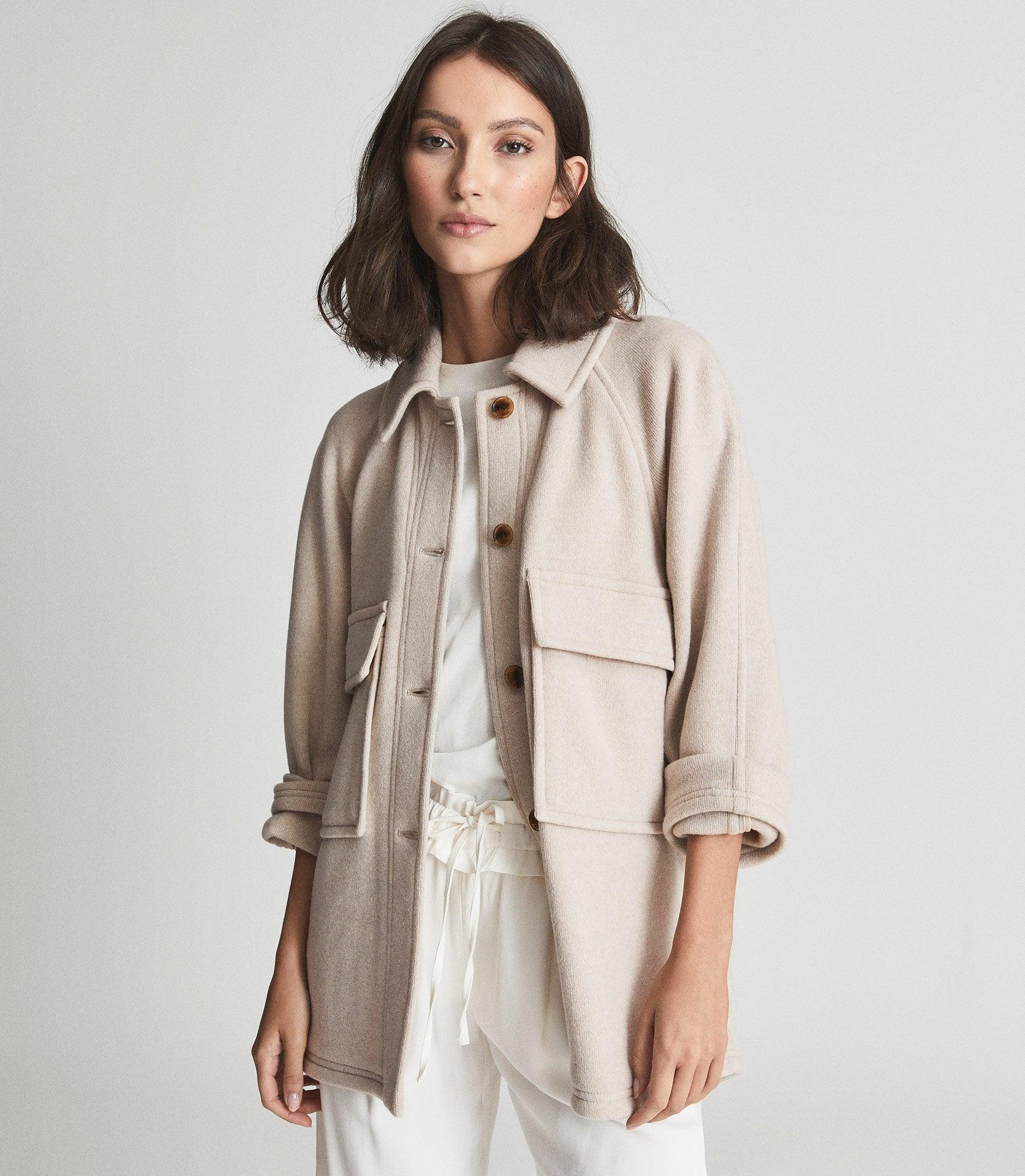 SYDEN - RELAXED TWIN POCKET OVERSHIRT 2
