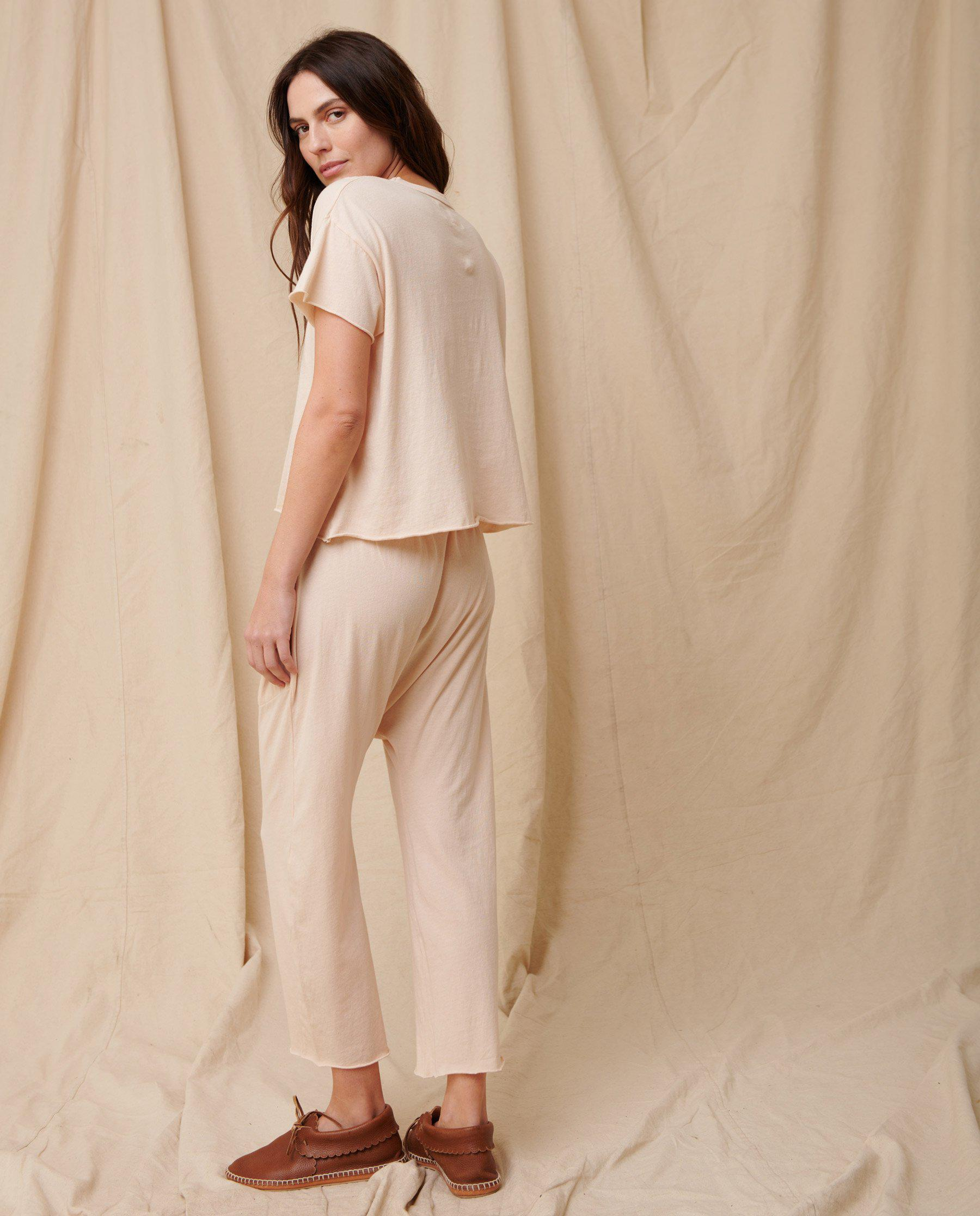 The Jersey Crop. -- Whisper Pink 1