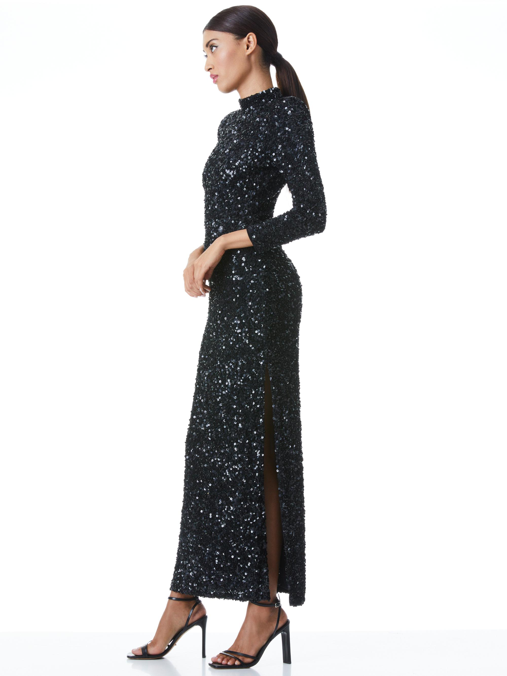 INKA SEQUIN MAXI GOWN