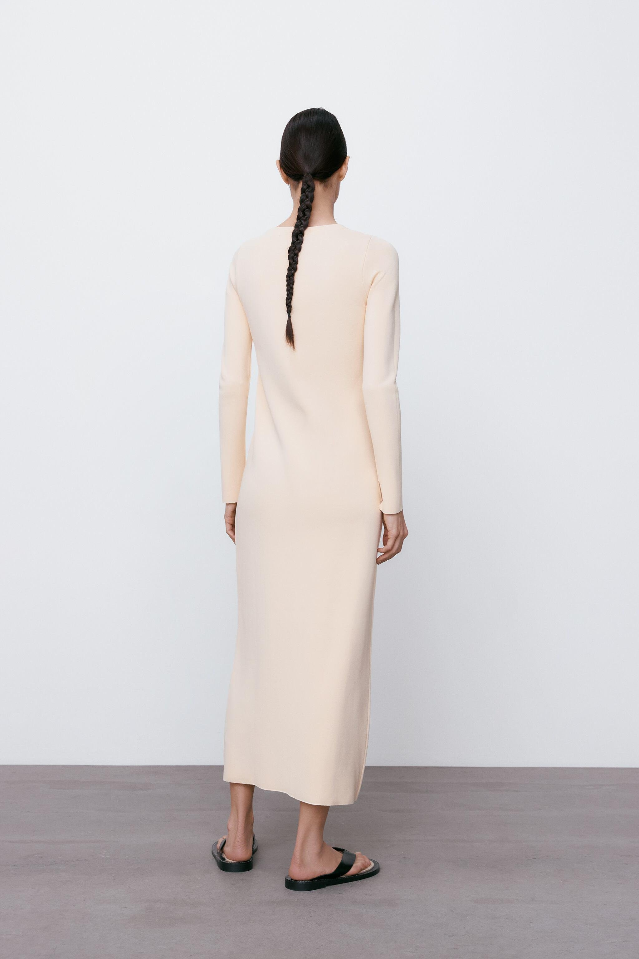 LONG KNIT DRESS LIMITED EDITION 2