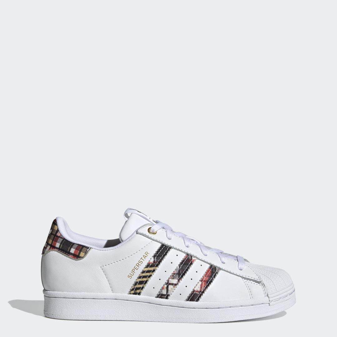 HER Studio London Superstar Shoes Cloud White 7