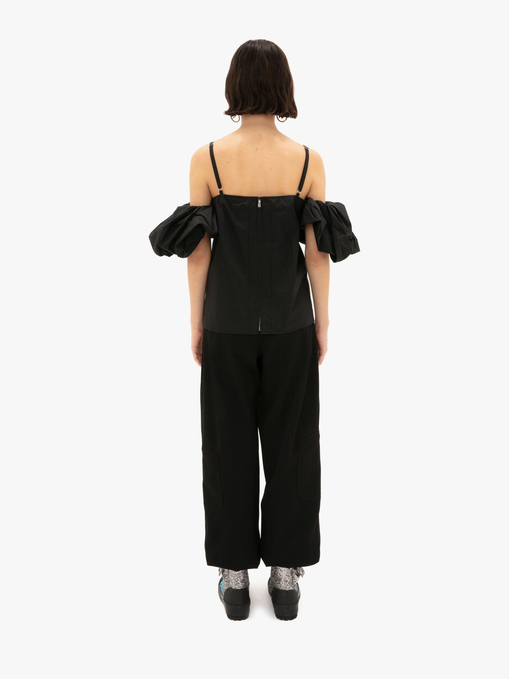 OFF THE SHOULDER CAMISOLE TOP 2