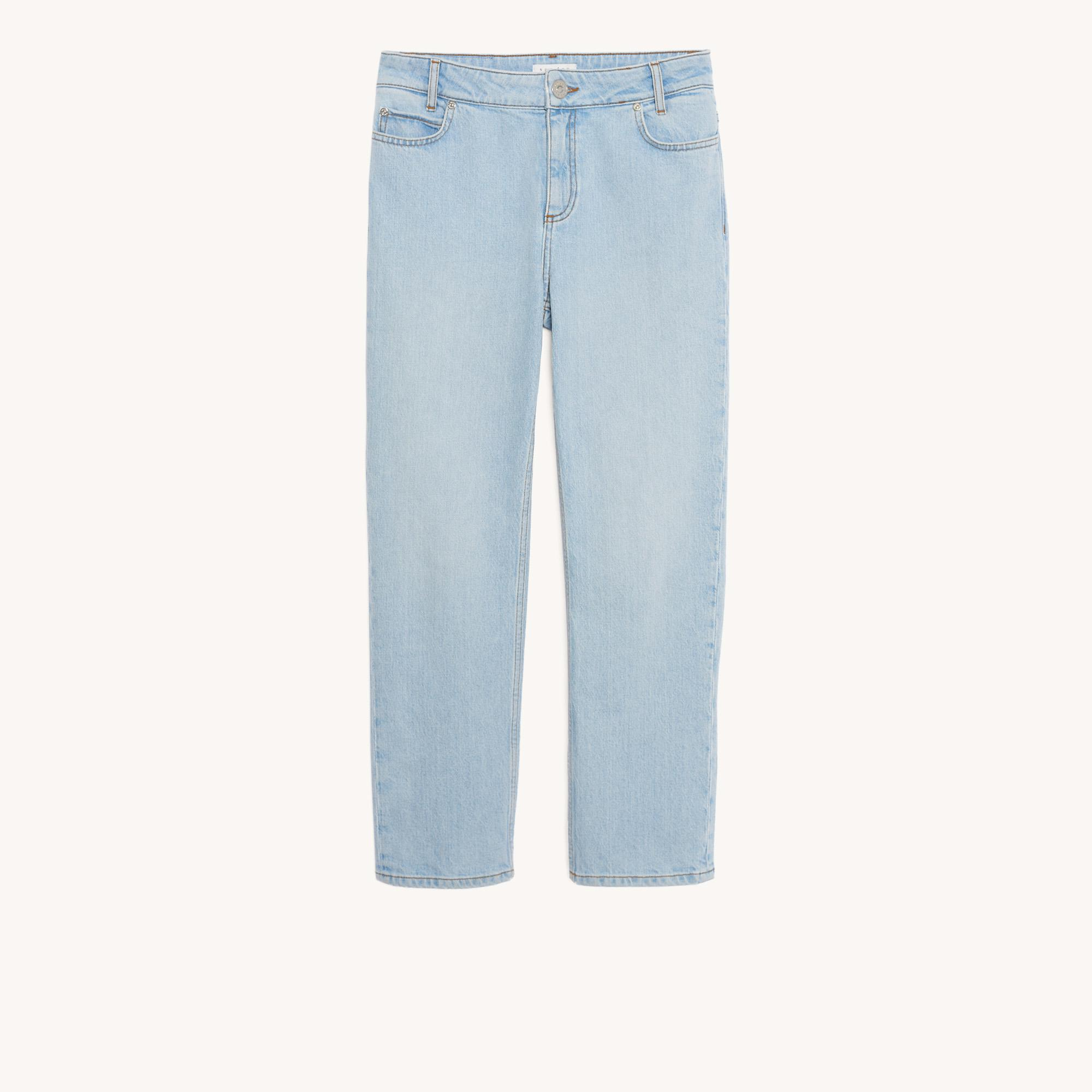 Stretch jeans with 5 pockets