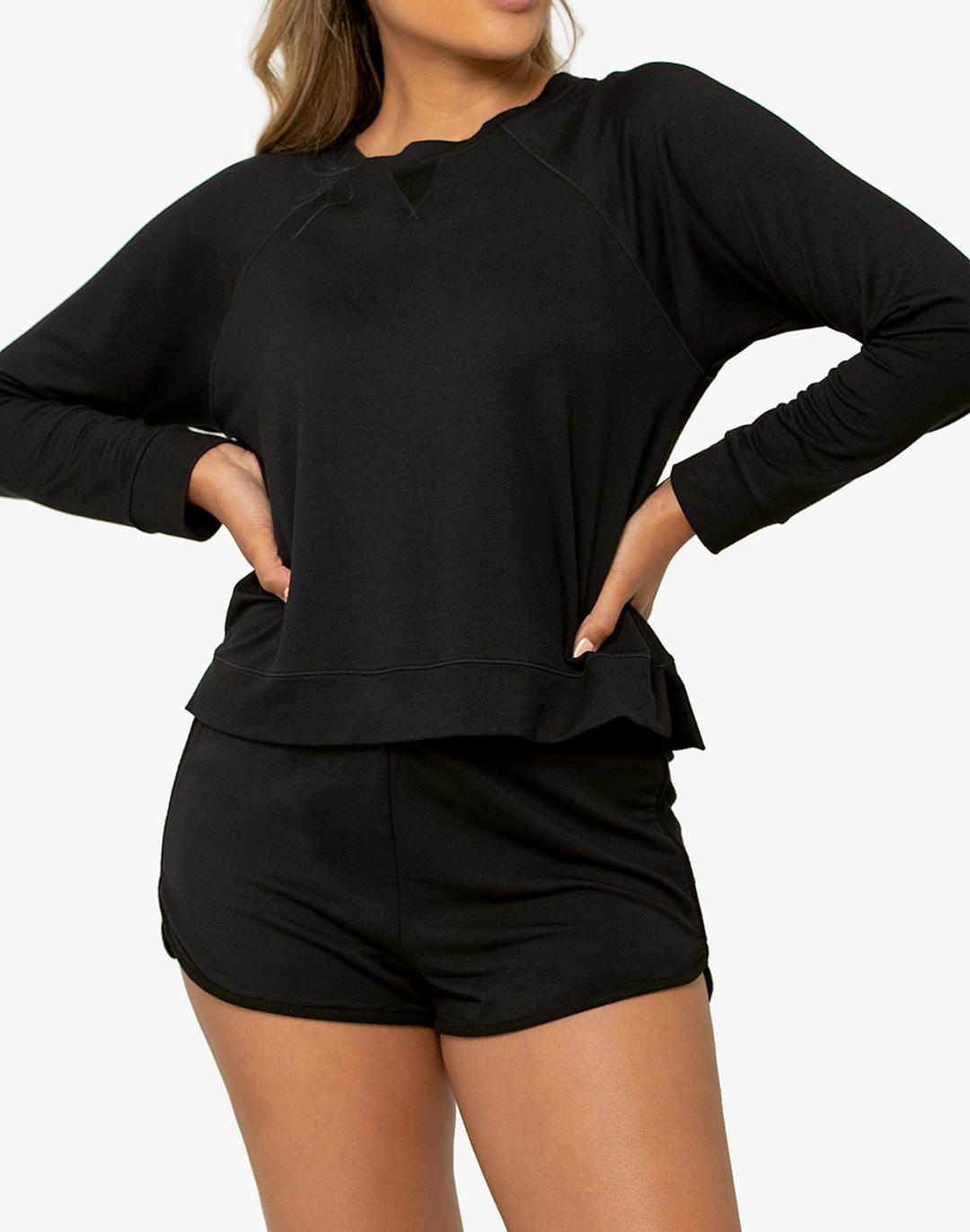 LIVELY The Terry-Soft Sweatshirt