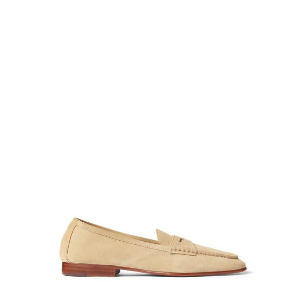 Ashtyn Suede Penny Loafer