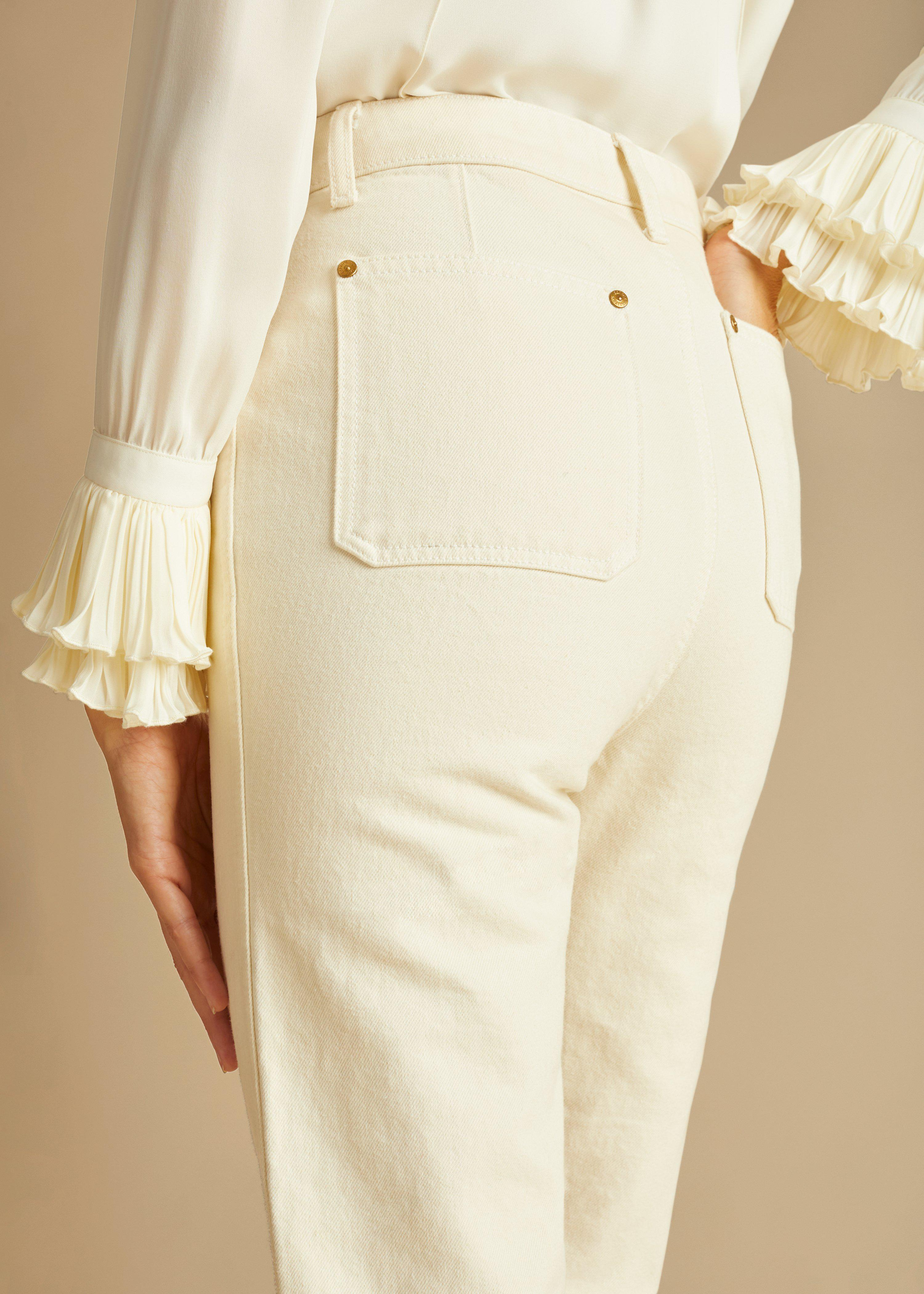 The Isabella Jean in Ivory 5