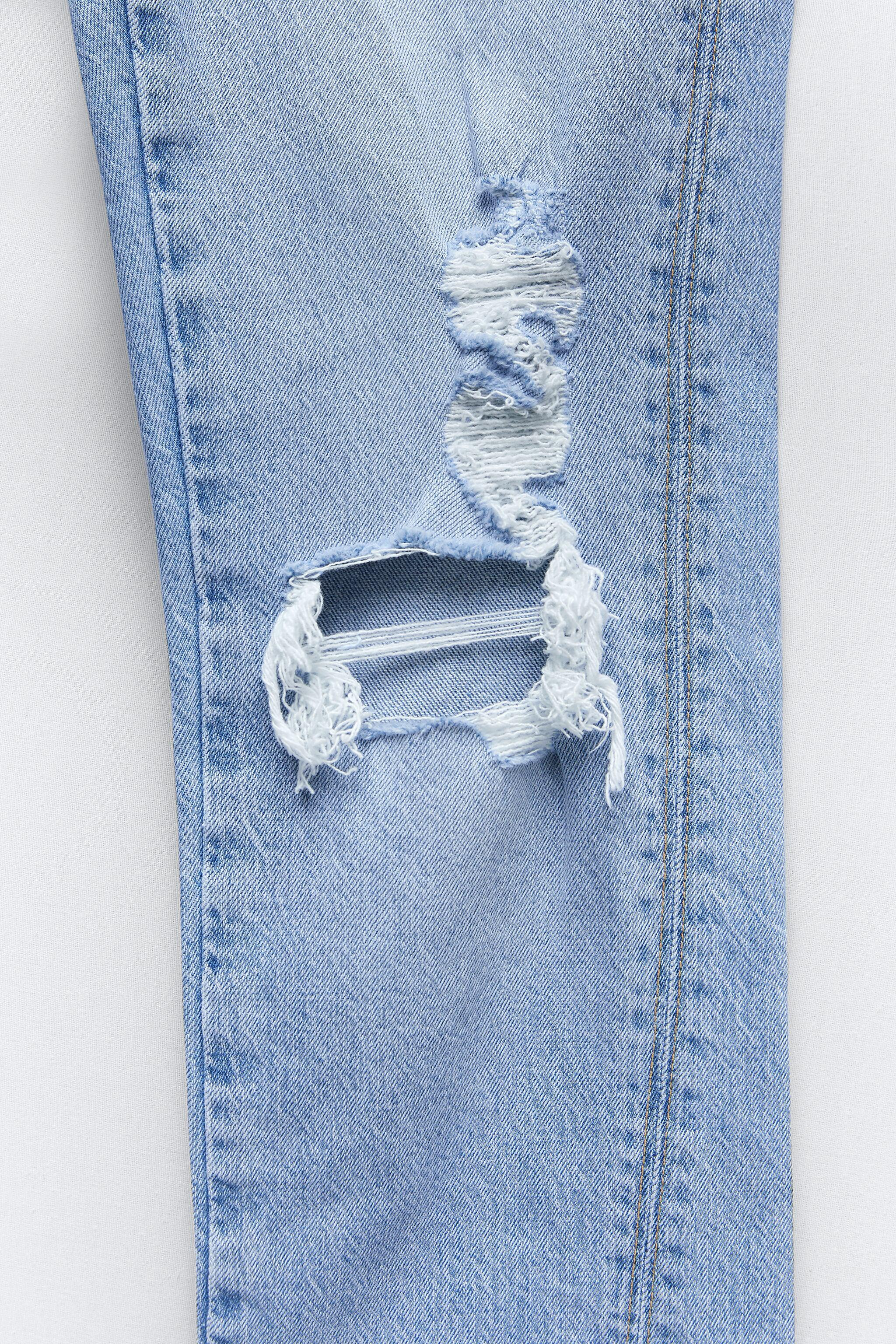 Z1975 HIGH RISE JEANS 9