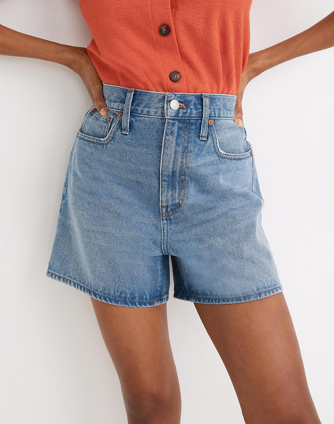 The Momjean Short in Pickway Wash: Retro Edition 2