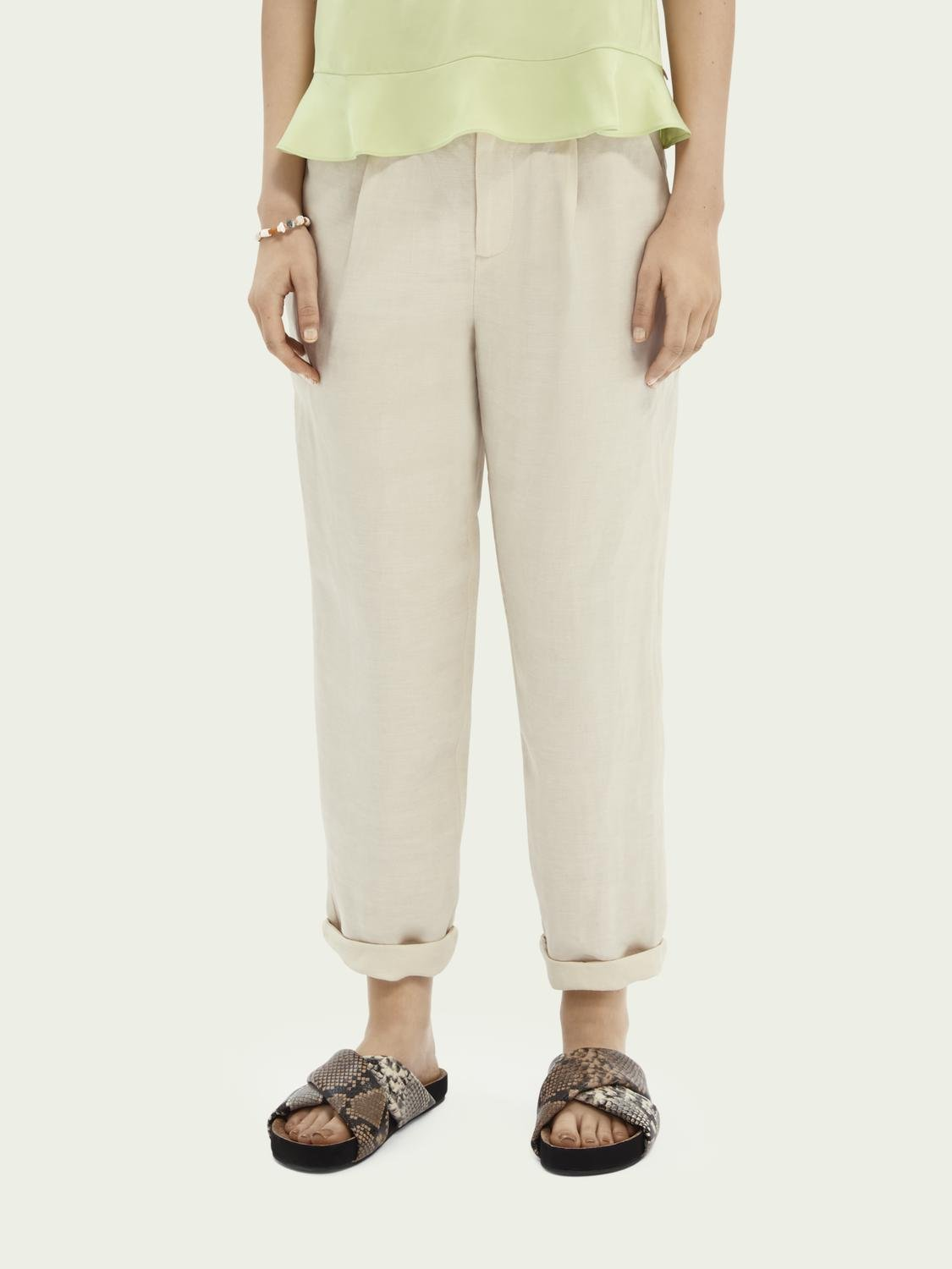 Tailored jogger