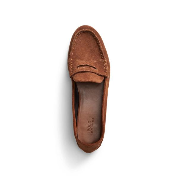 Ashtyn Suede Penny Loafer 3