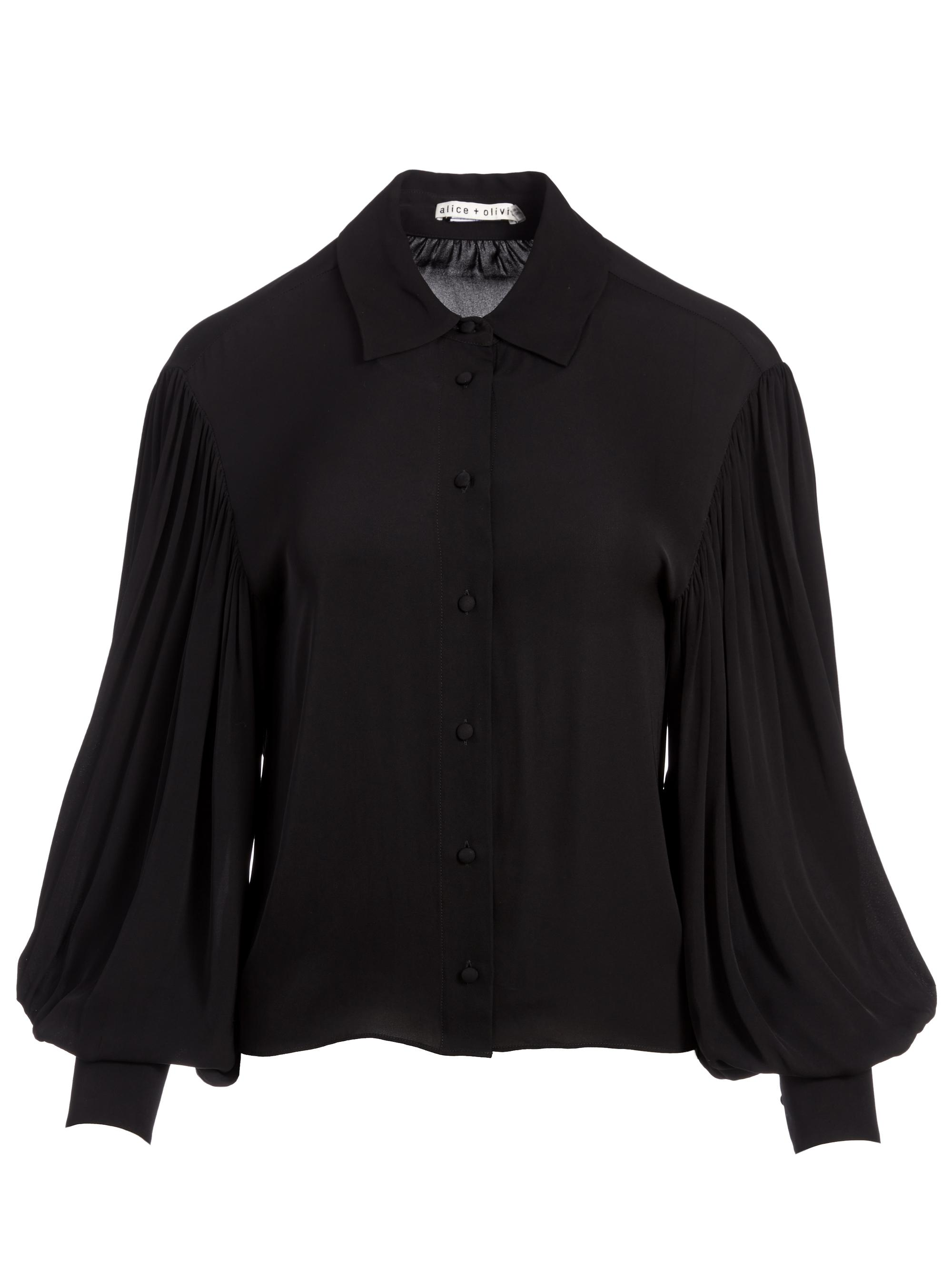 MITCHELL OPEN BACK BLOUSE 5