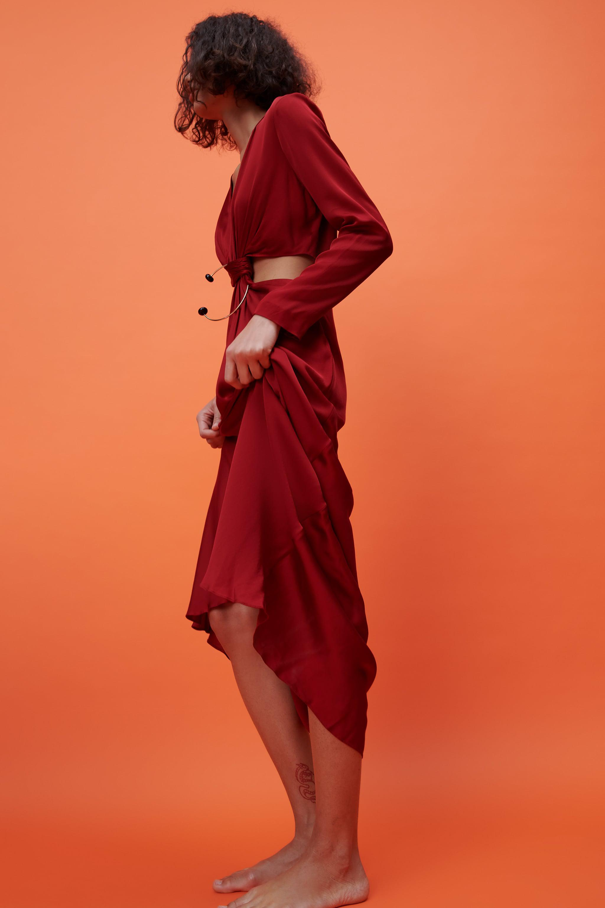 CUT OUT DRESS LIMITED EDITION 3