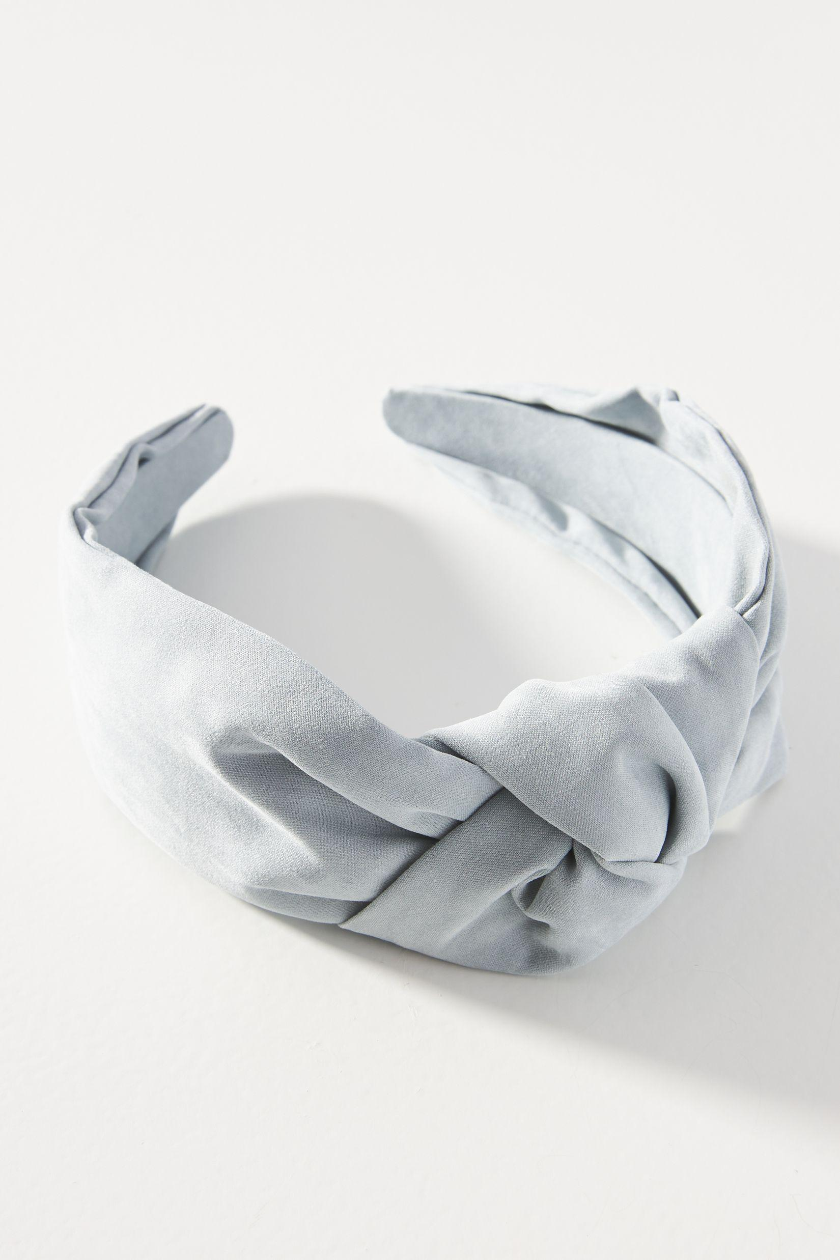 Sueded Knotted Headband