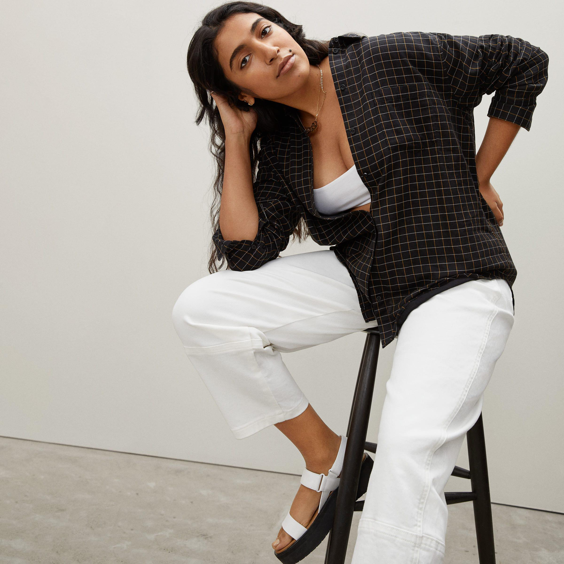 The Double-Gauze Relaxed Shirt 0