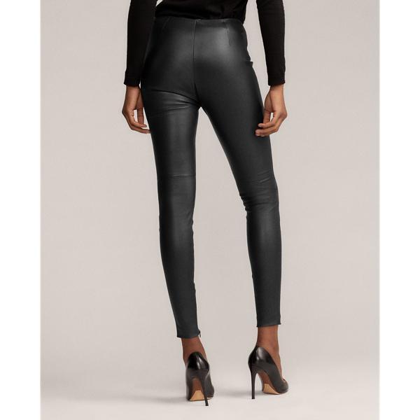 Eleanora Stretch Leather Pant 2