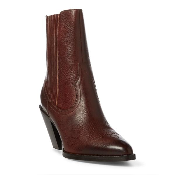 Lowrey Leather Cowboy Boot 1