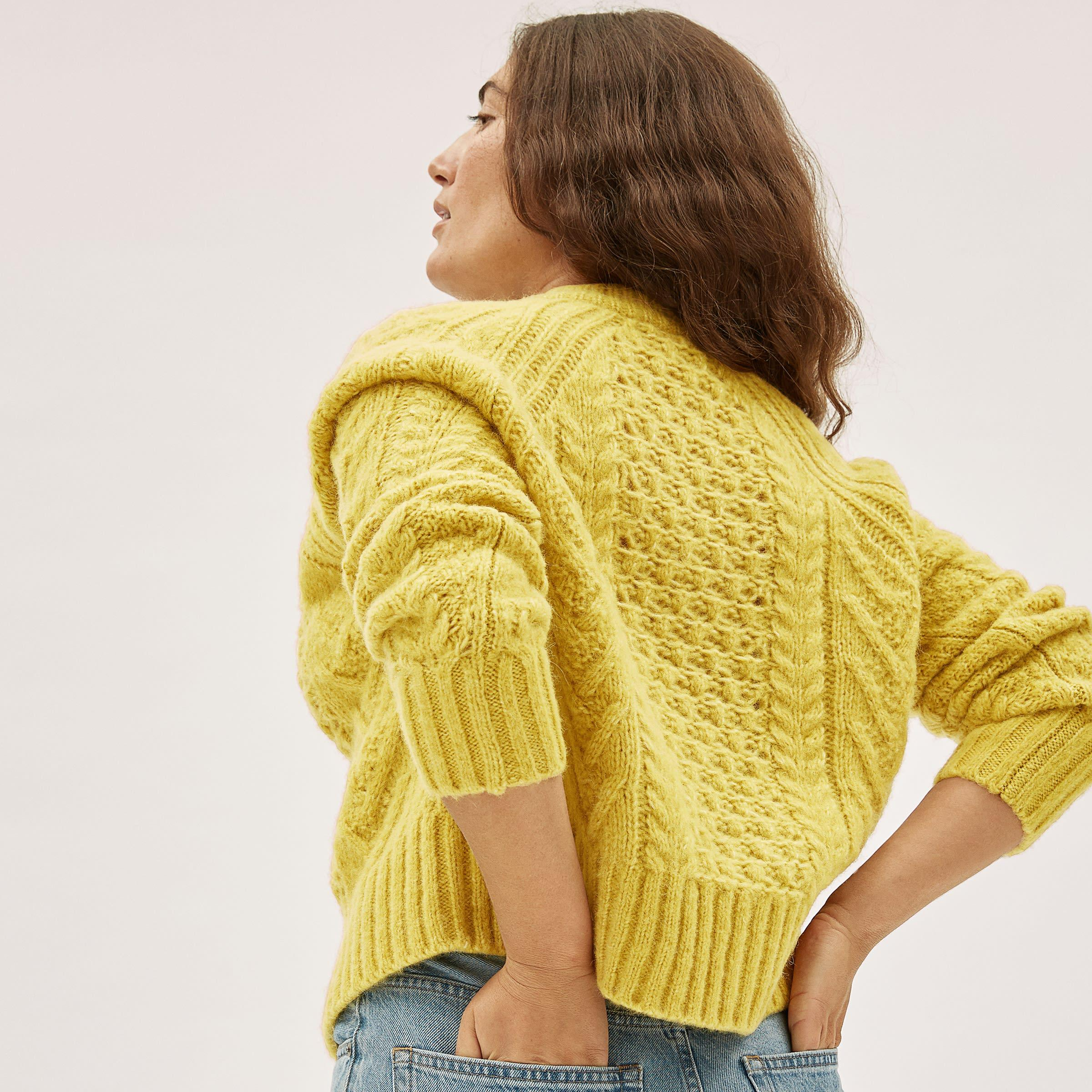 The Cloud Cable Cardigan 3