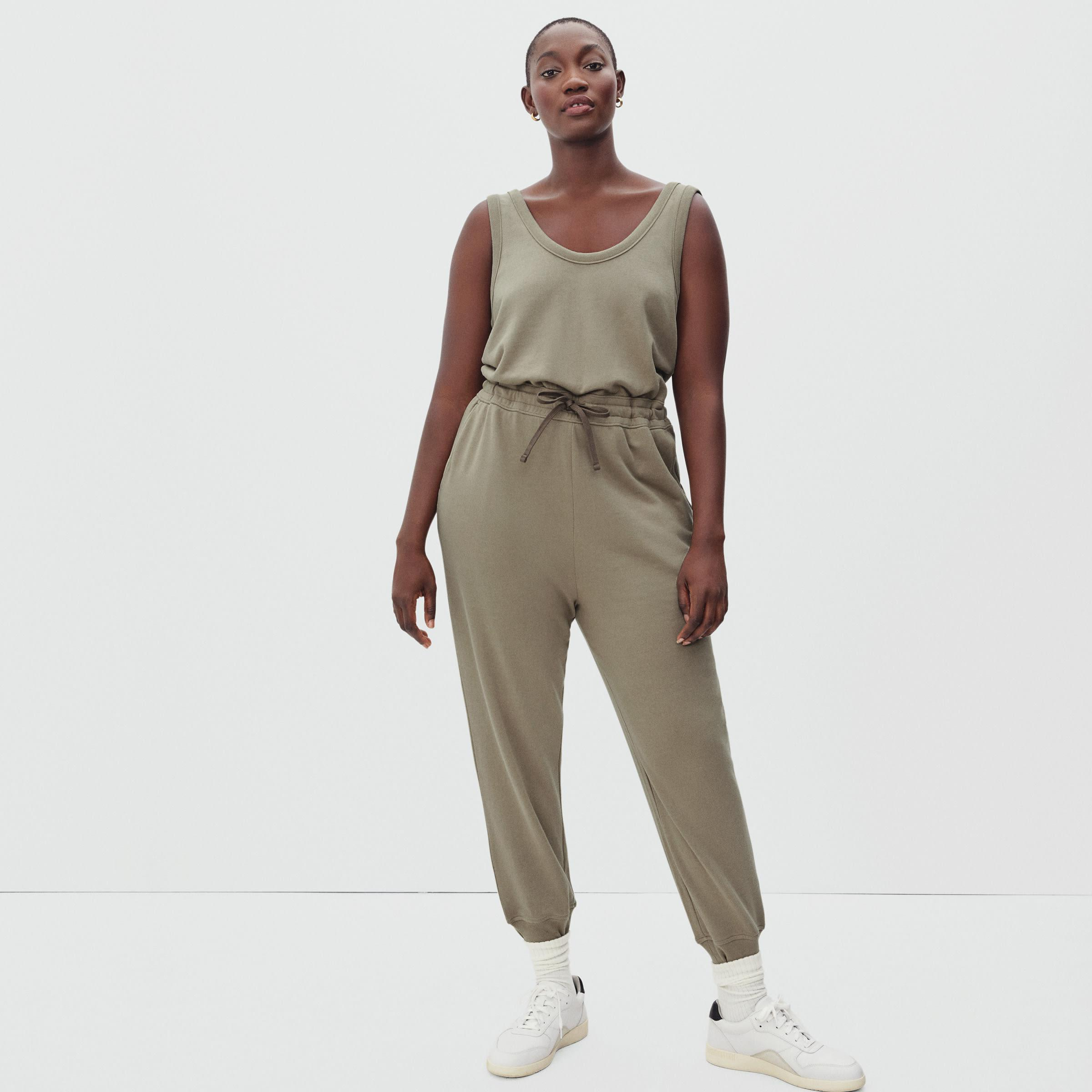 The French Terry Jumpsuit