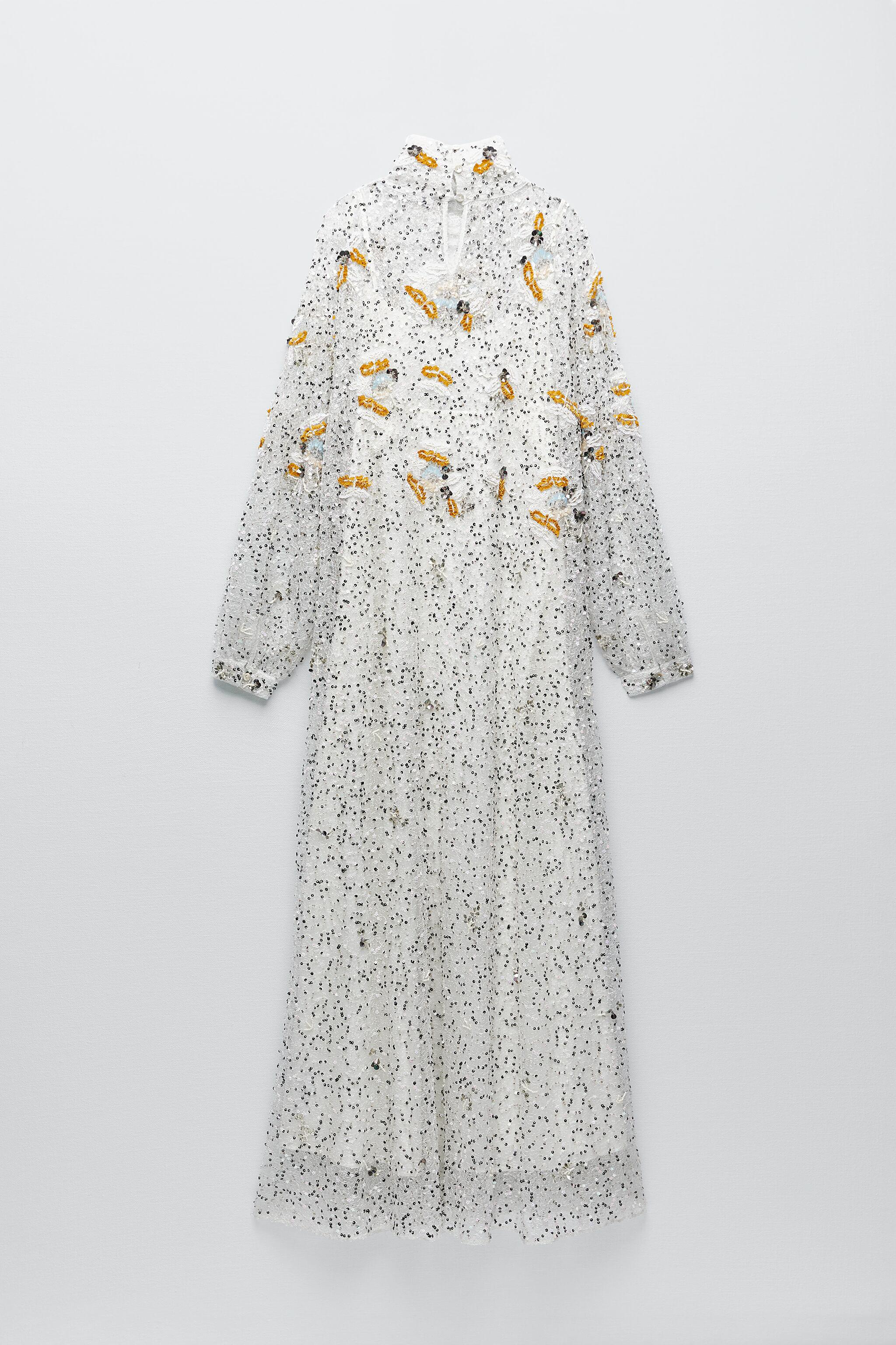 LONG SEQUIN DRESS LIMITED EDITION 2