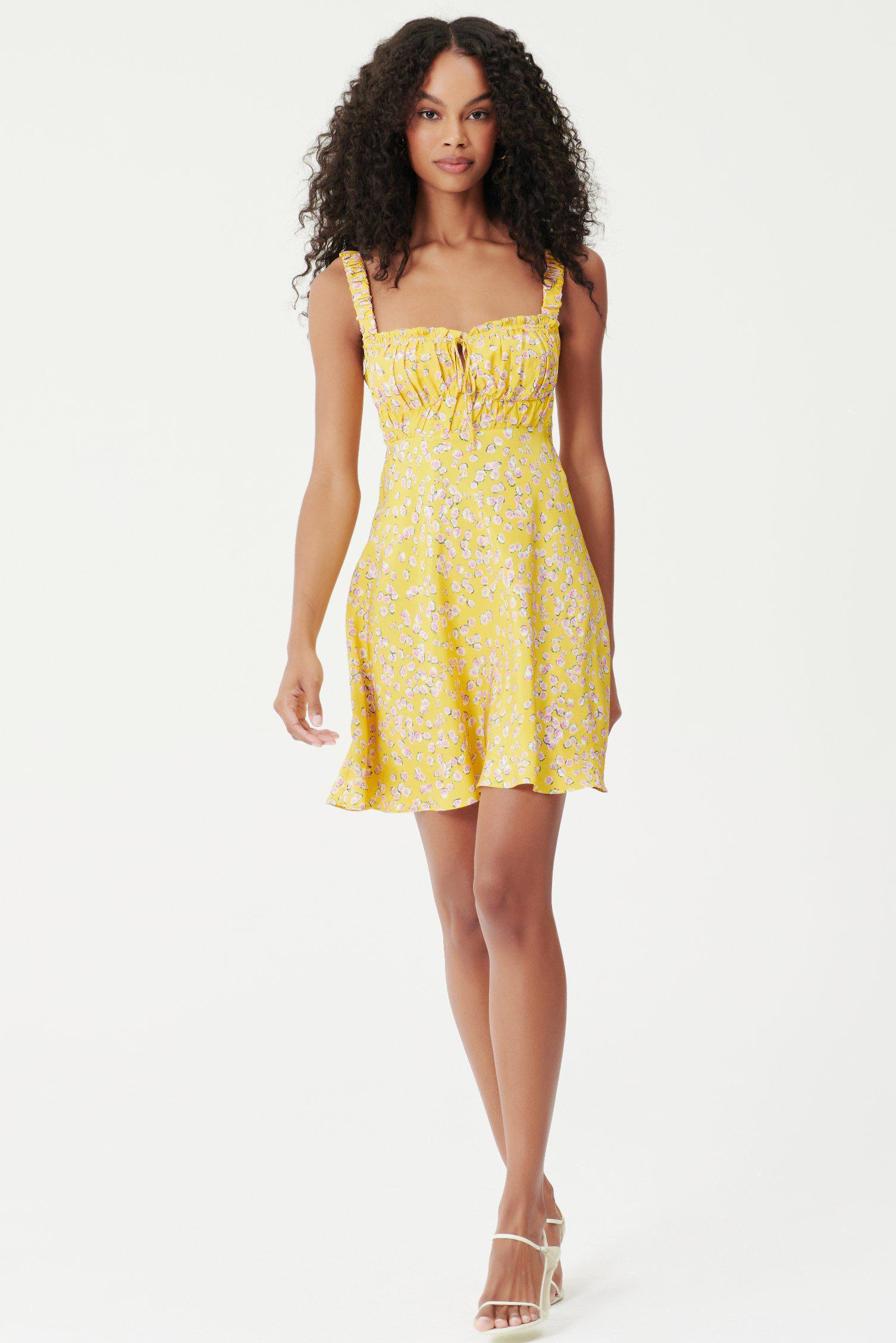 SIMIE DRESS - HASTINGS FLORAL