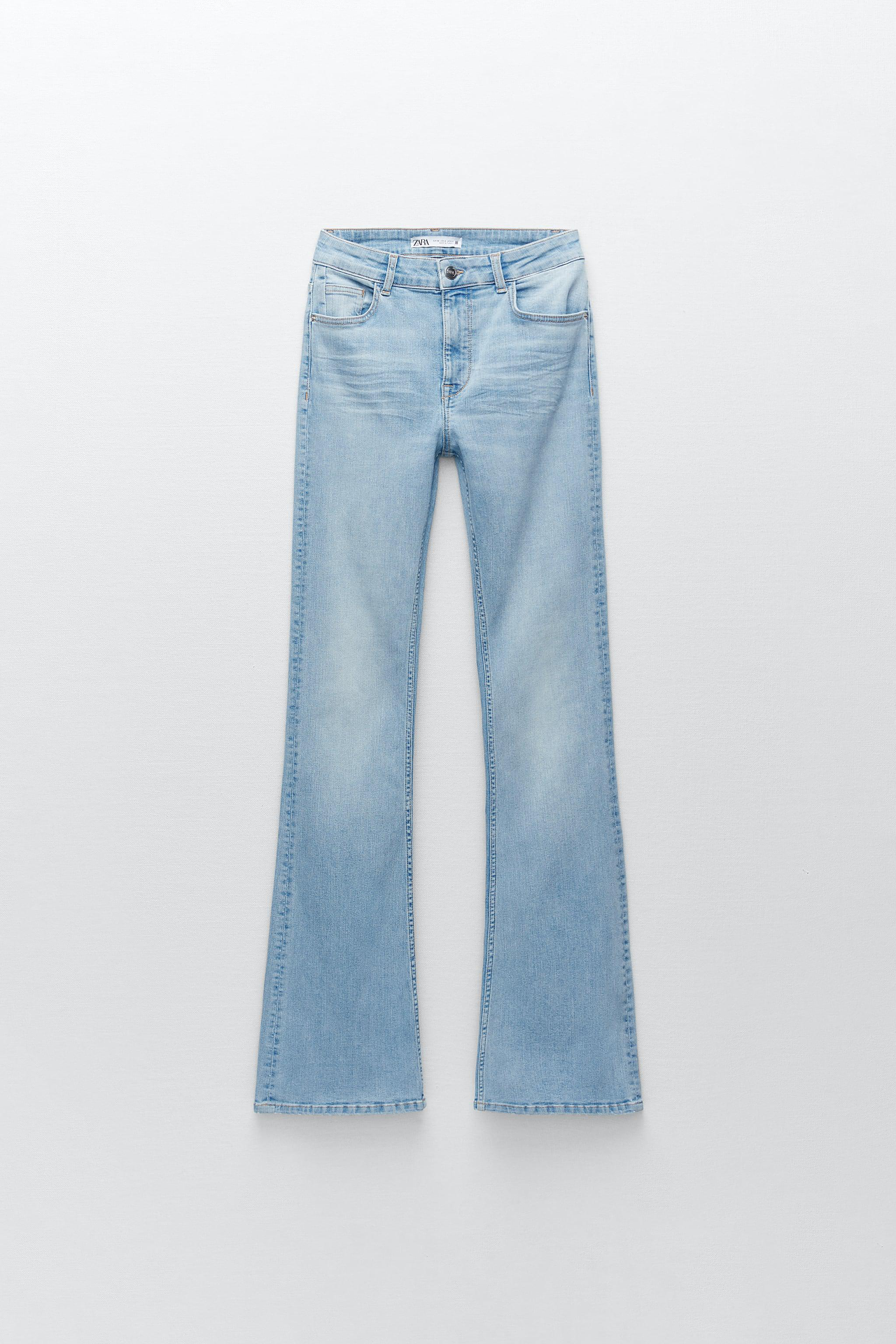 Z1975 HIGH RISE FLARED JEANS 3