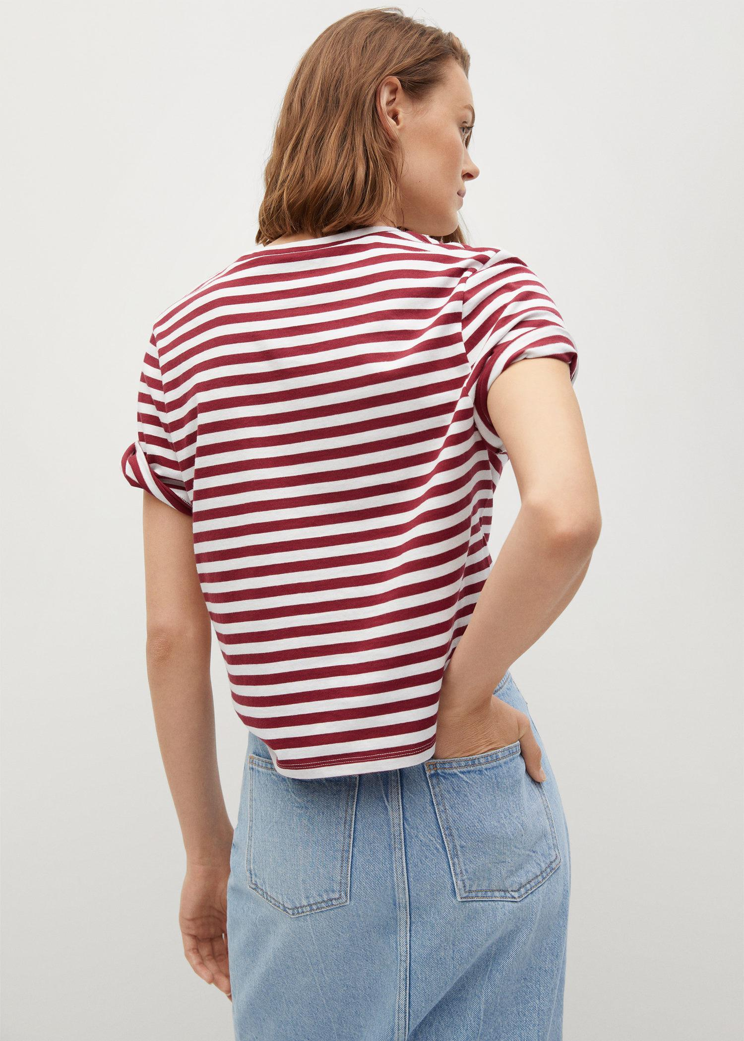 100% recycled cotton t-shirt 2