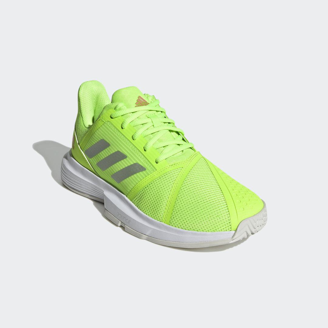 CourtJam Bounce Shoes Signal Green