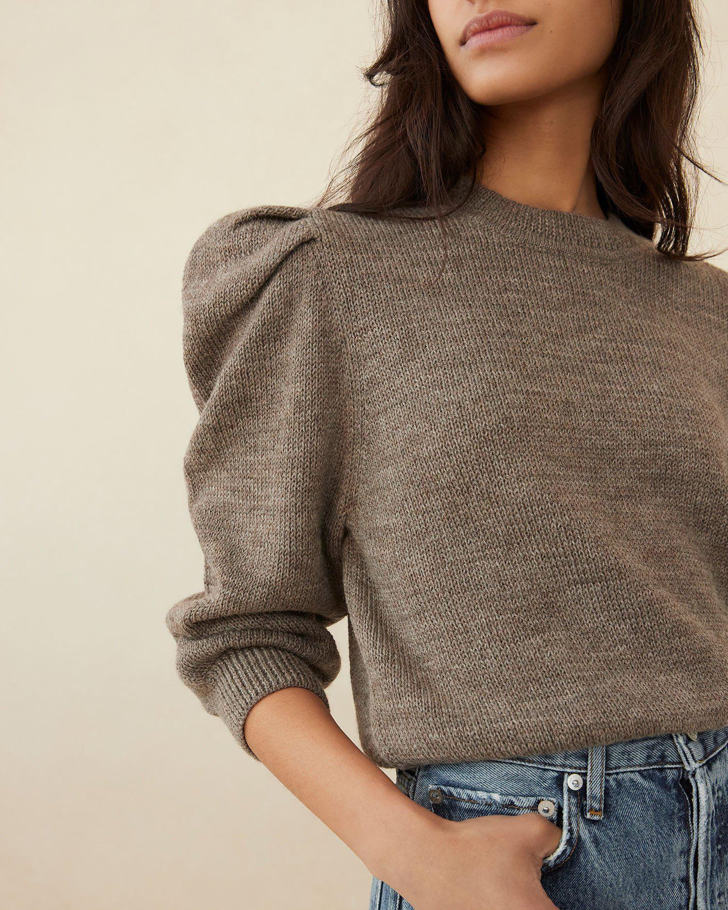 Knits for Good Heather Sweater 2