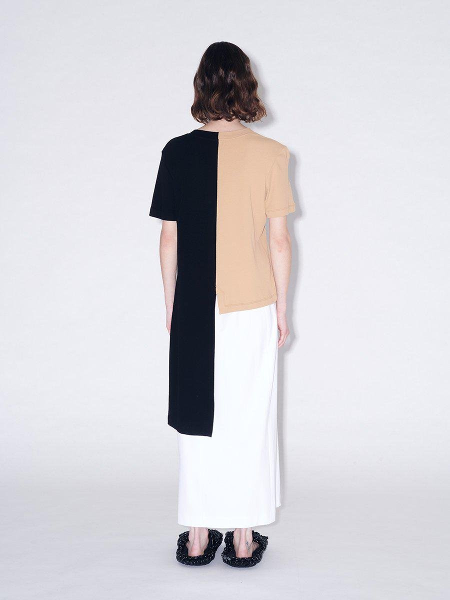 Pull On Wrap Front Skirt 4