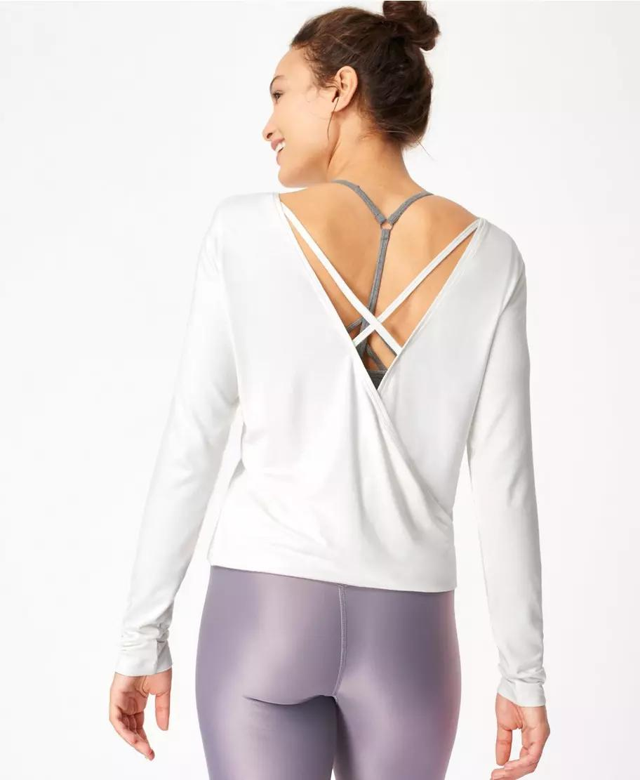 Tranquil Yoga Long Sleeve Top