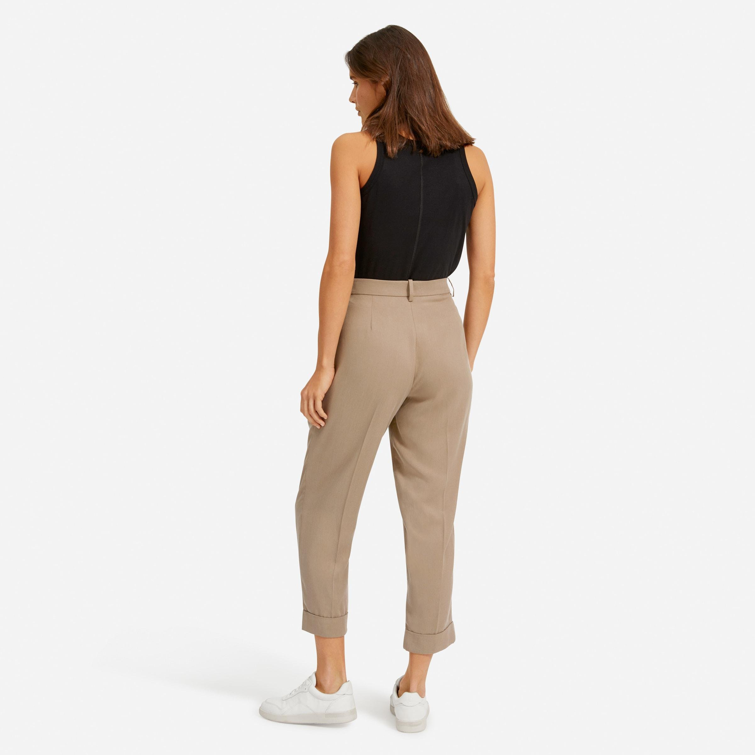 The Put-Together Pleat Pant 5