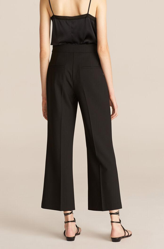CAVALRY TWILL FLARE PANT 3