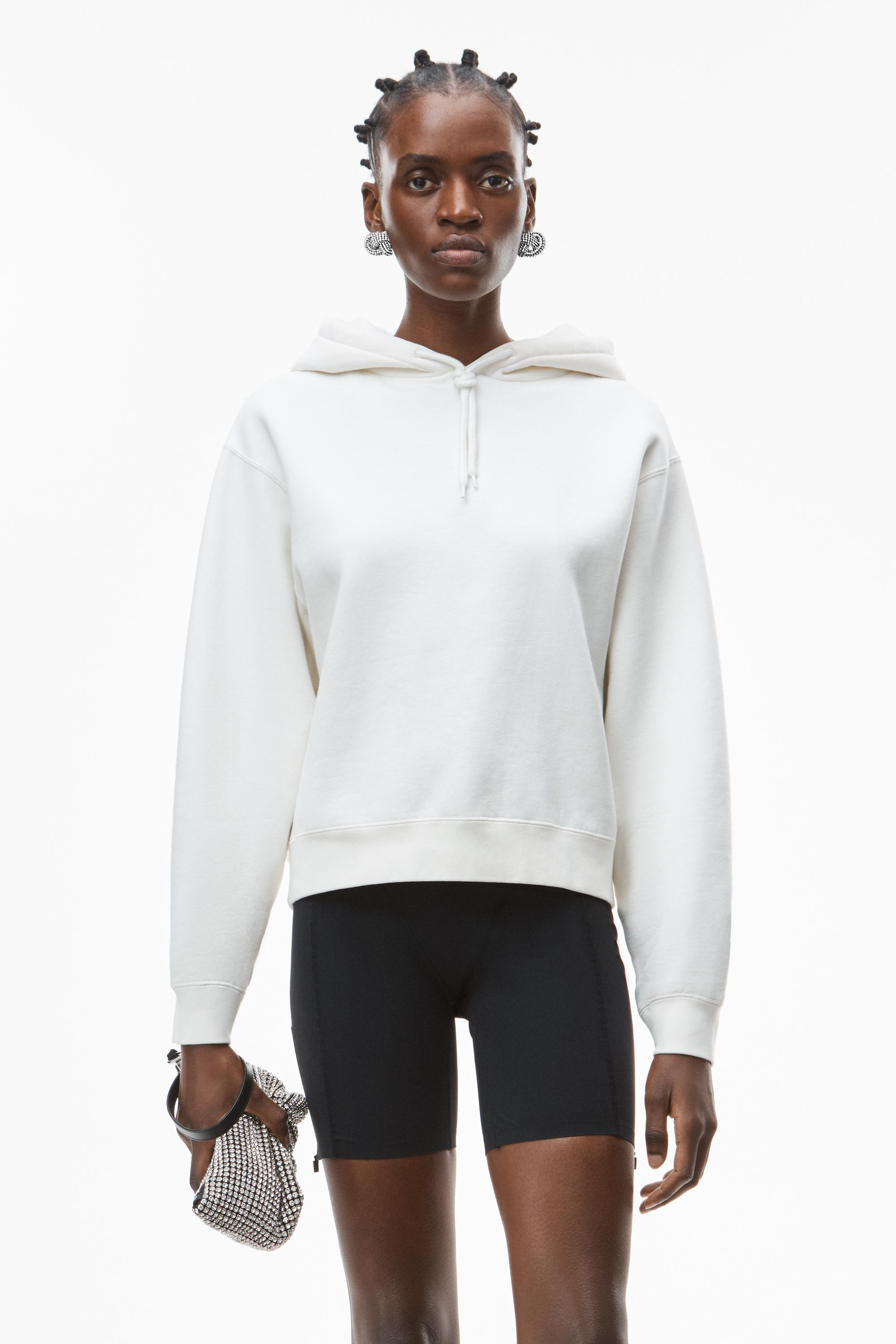 foundation terry hoodie