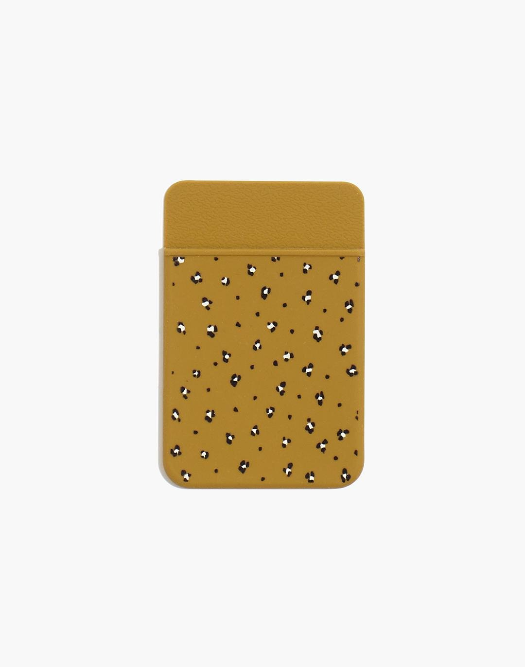 Silicone Stick-On Phone Wallet