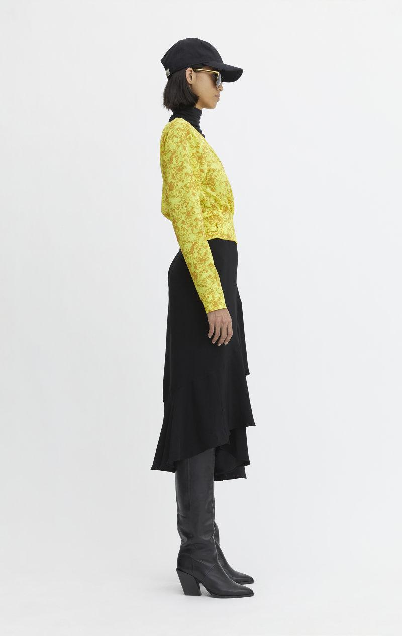 Rodebjer blouse Dove Budding 1