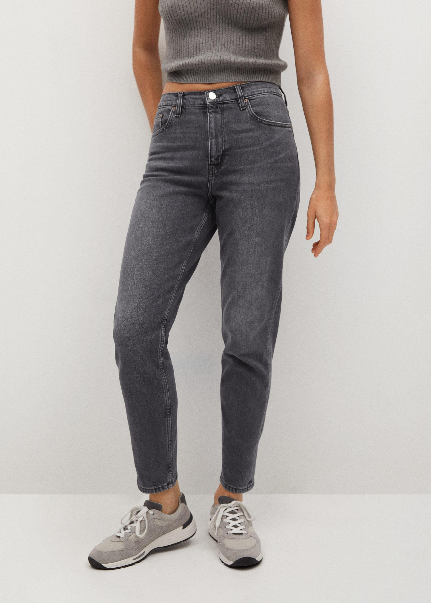 Mom-fit jeans