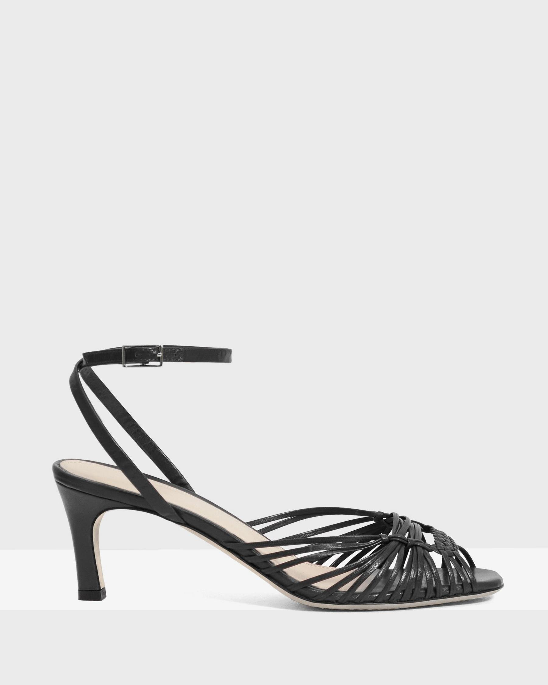 Hand-Braided Sandal in Leather 5