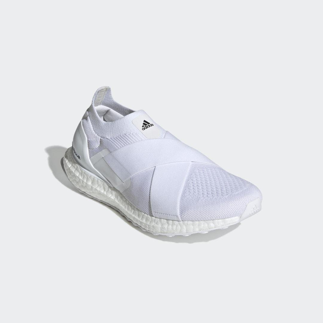 Ultraboost Slip-On DNA Shoes Cloud White