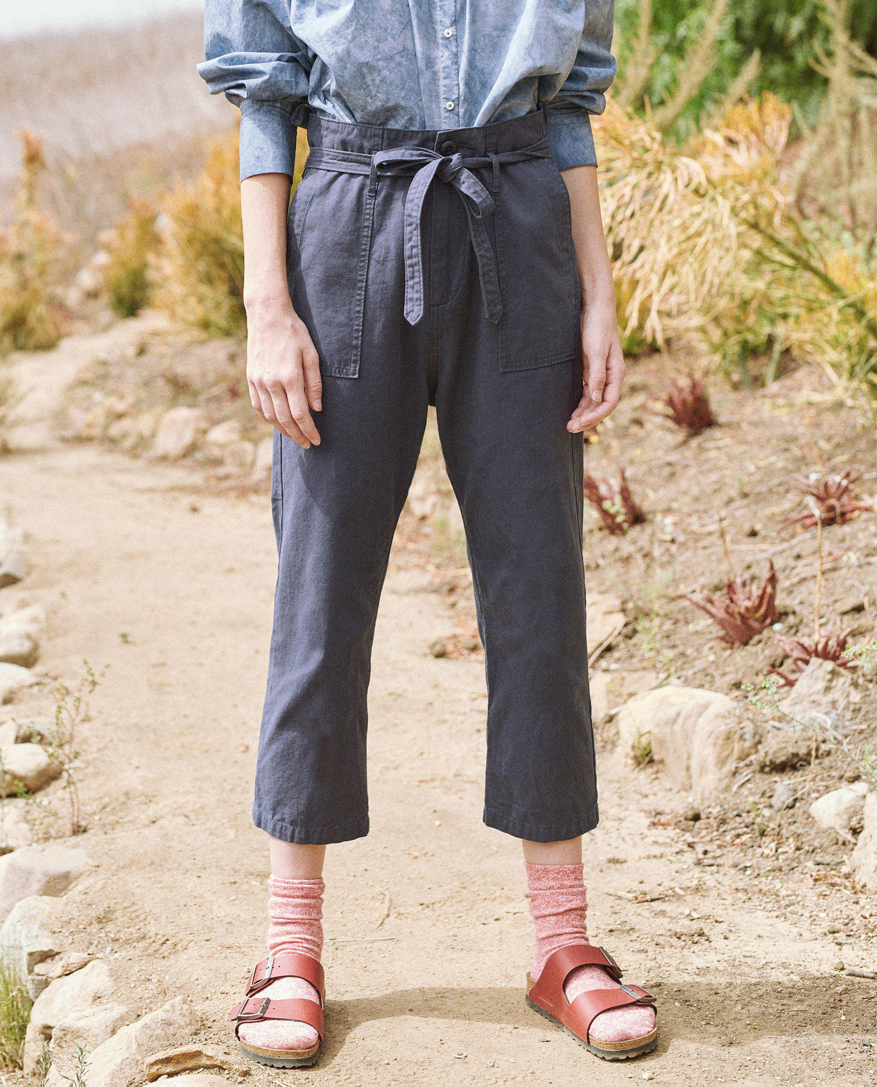 The Convertible Trouser. -- Navy 1
