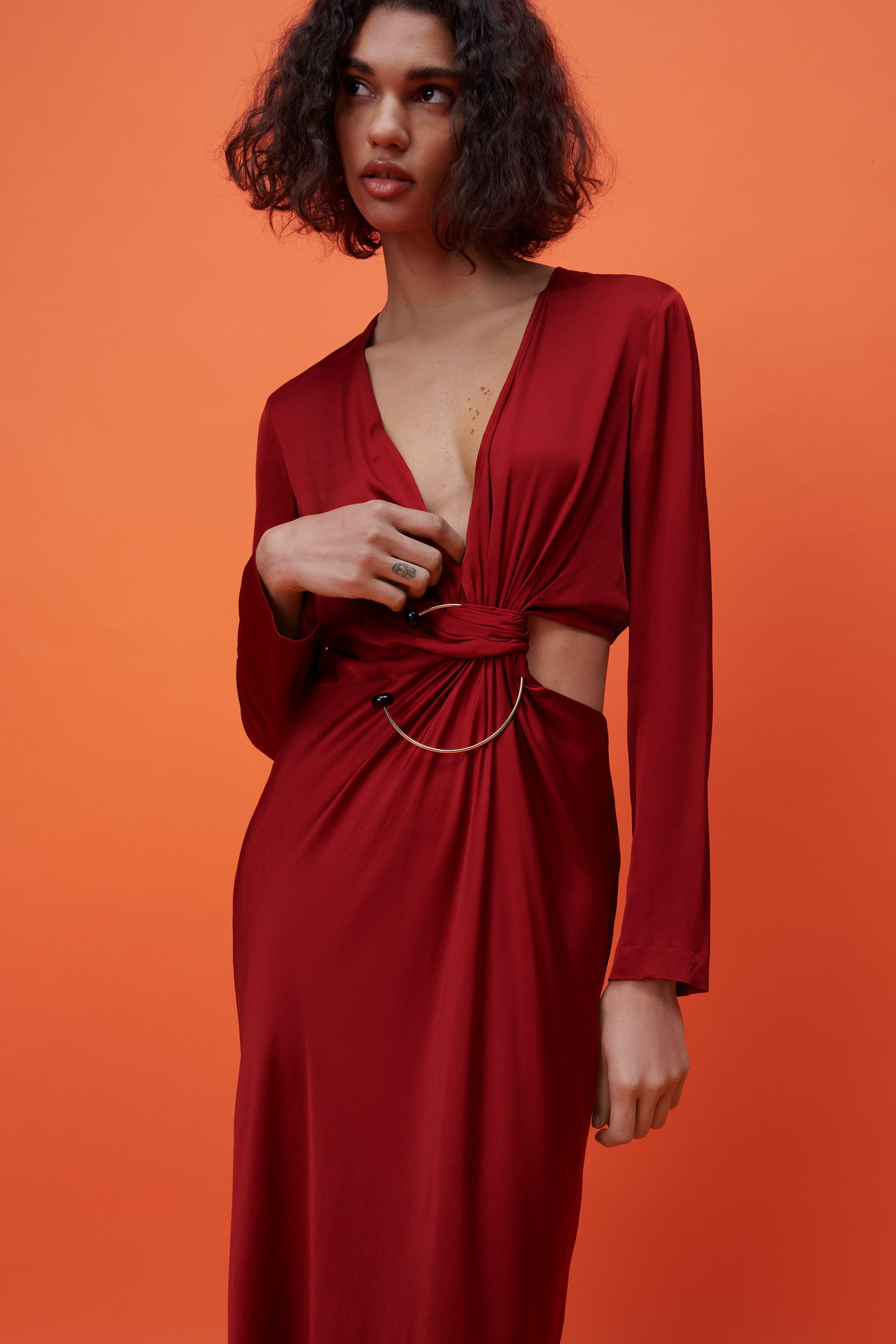 CUT OUT DRESS LIMITED EDITION 1