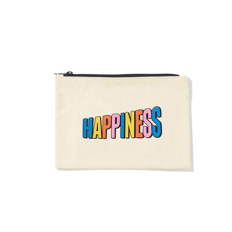 The Happiness Pouch - Canvas
