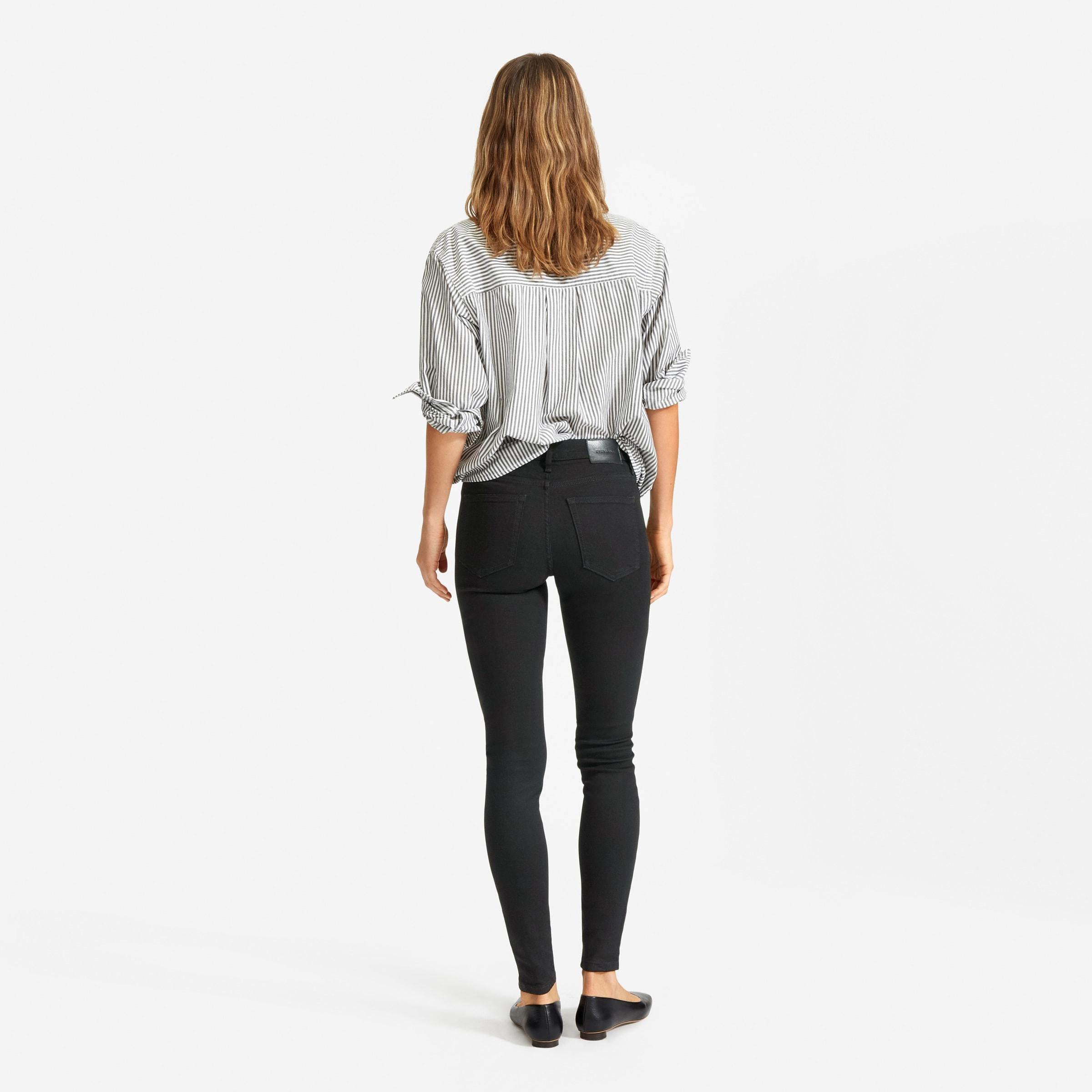 The Authentic Stretch Mid-Rise Skinny 4