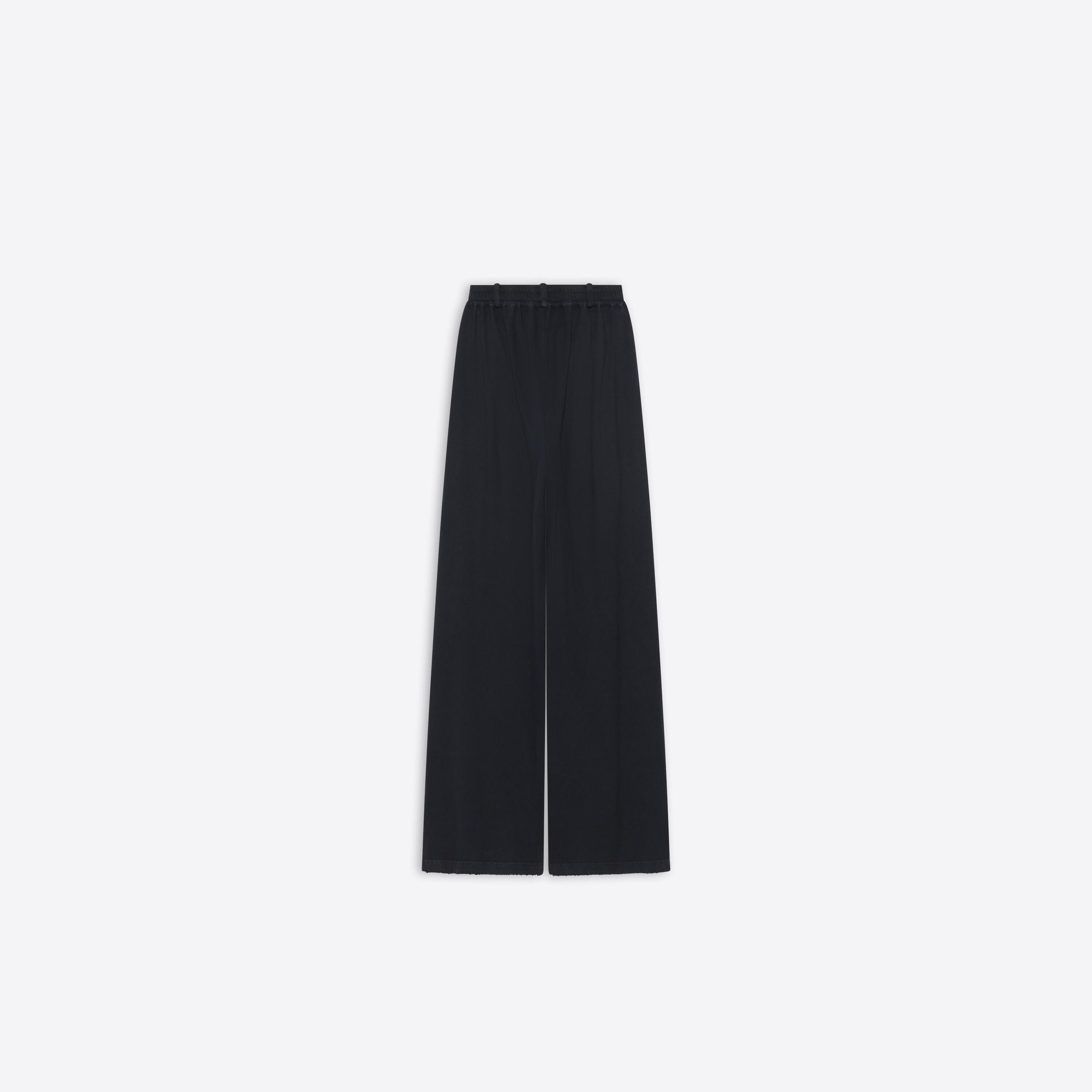 Oversize Worn-Out Pants 1