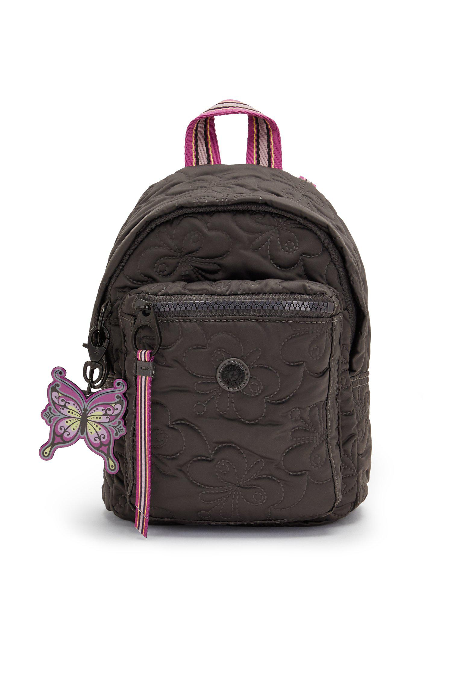 Anna Sui x Kipling Butterfly Quilted Backpack