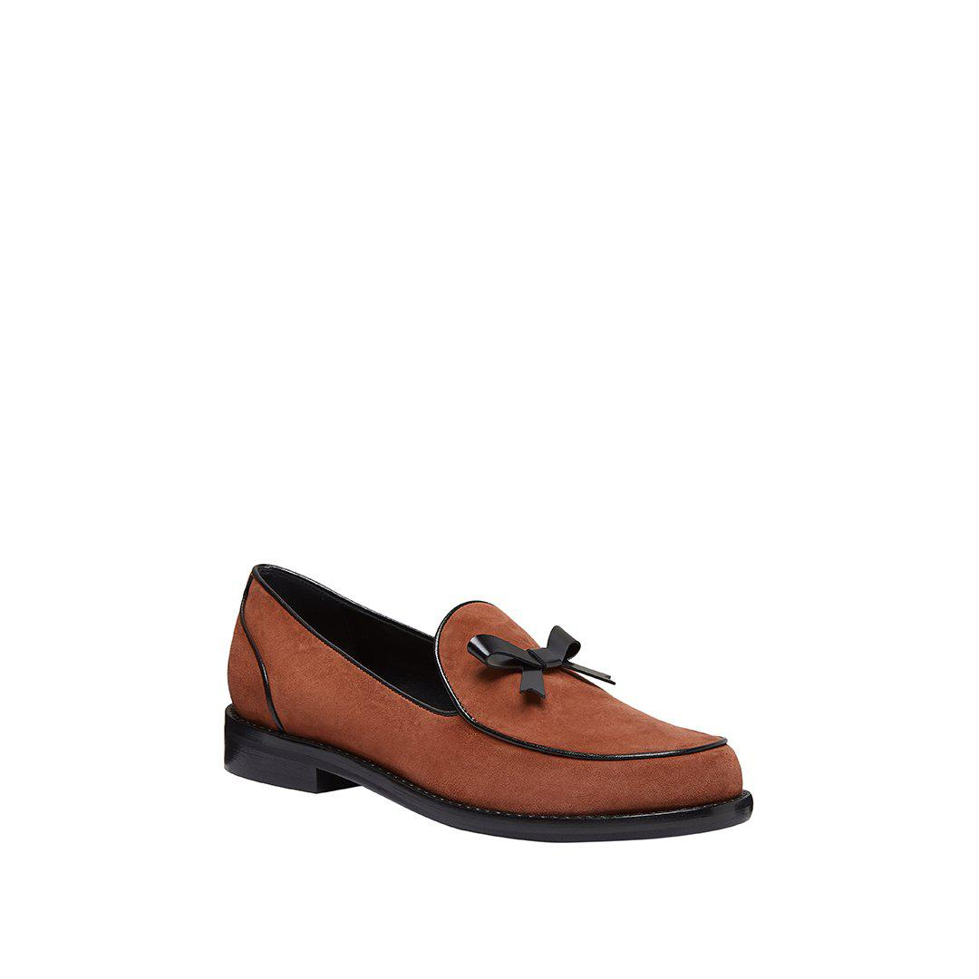 Keaton Loafer - Suede 1