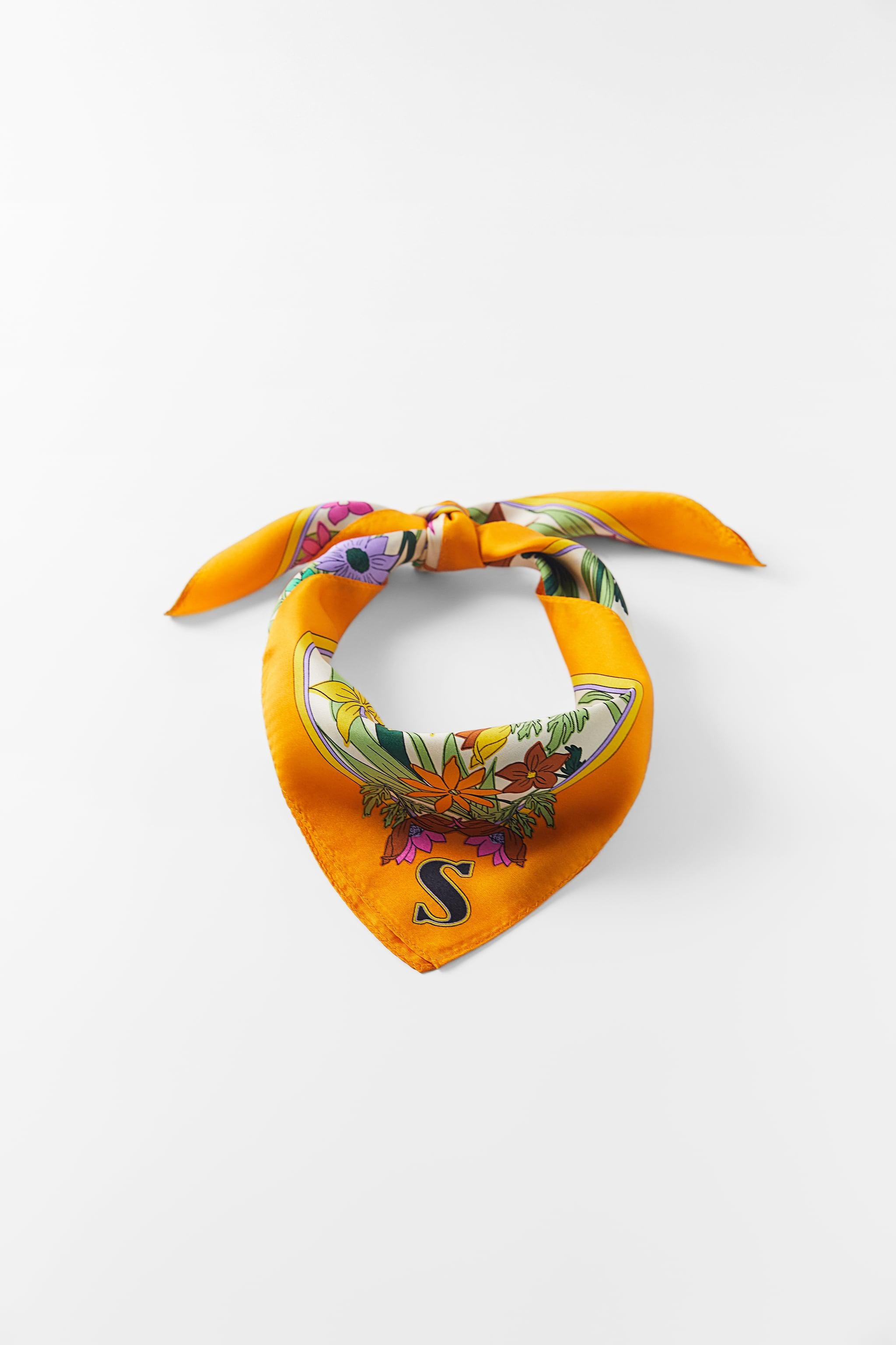 INITIAL SILK SCARF SPECIAL EDITION 4