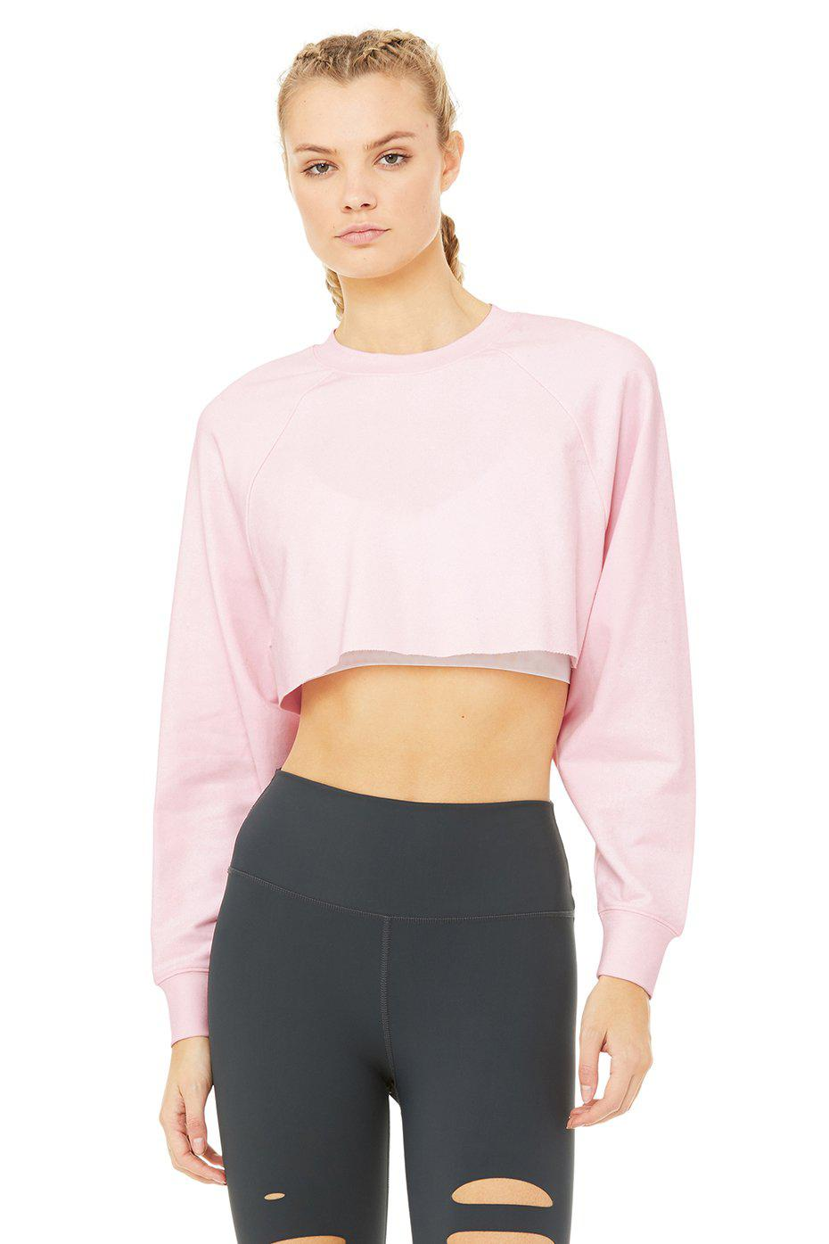 Double Take Pullover - Soft Pink