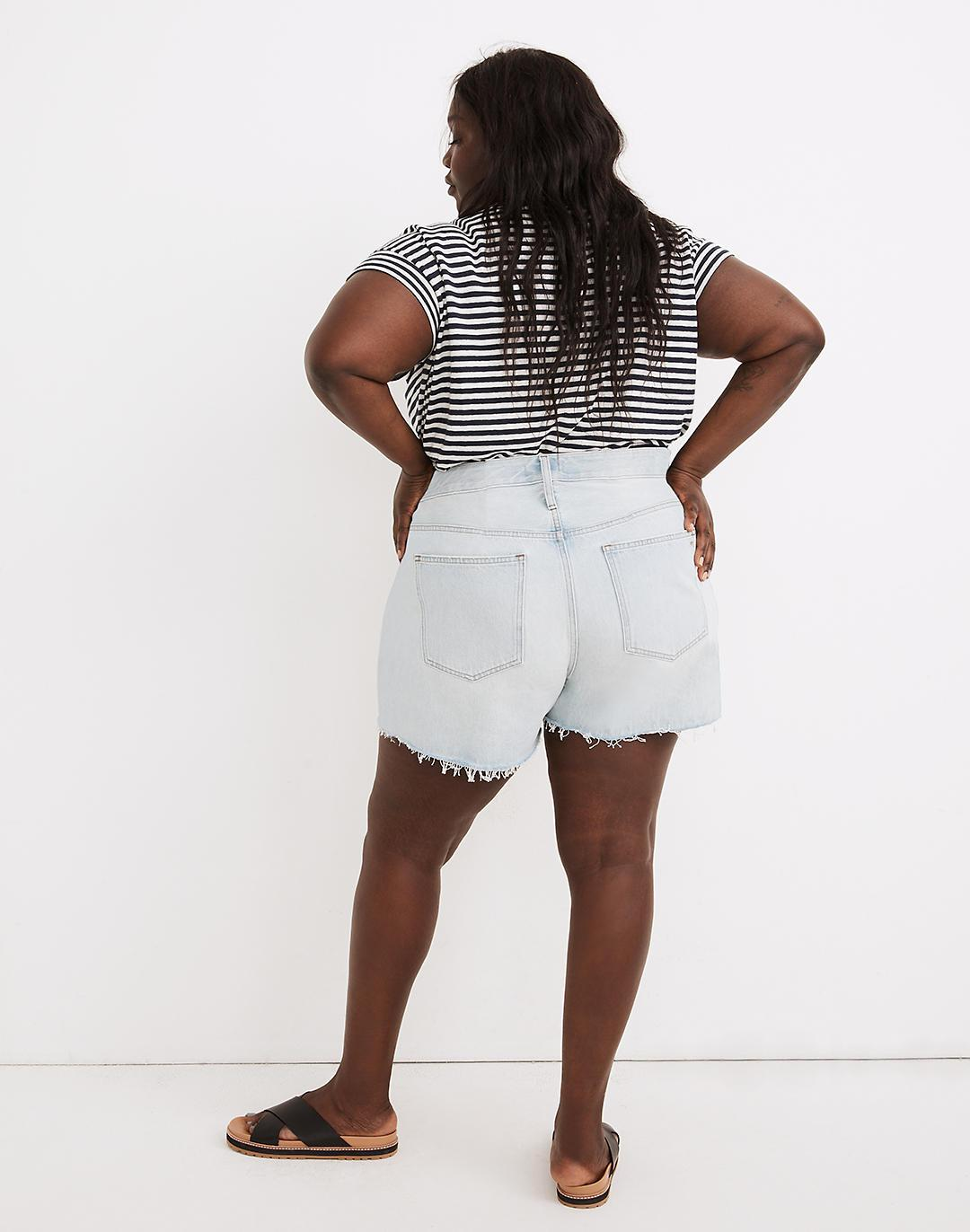 The Plus Momjean Short in Fitzgerald Wash 2